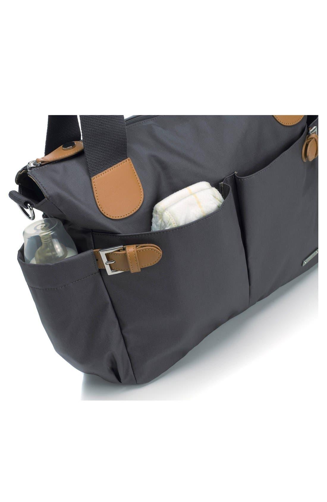 'Kay' Diaper Bag,                             Alternate thumbnail 3, color,                             030