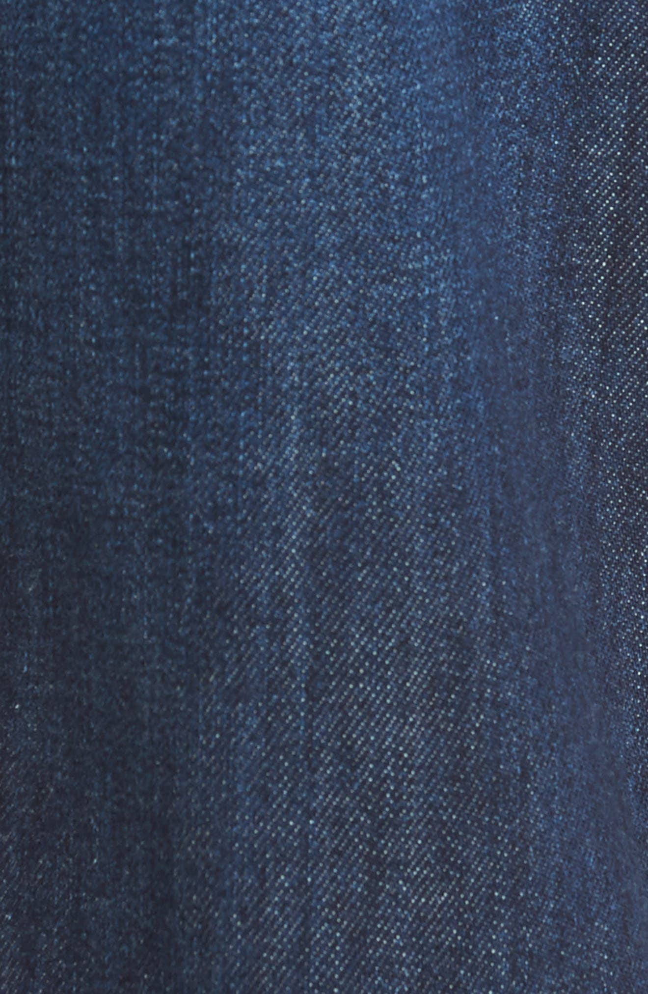 Graduate Slim Straight Leg Jeans,                             Alternate thumbnail 5, color,                             477