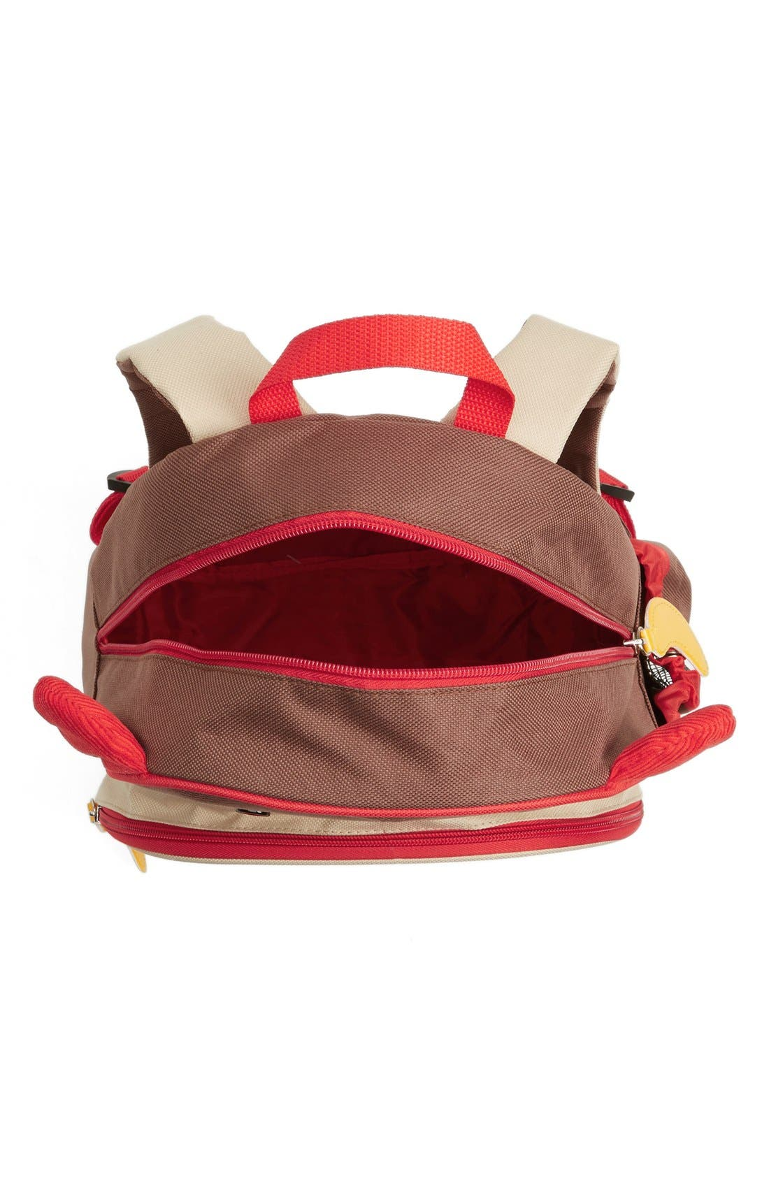 Zoo Pack Backpack,                             Alternate thumbnail 9, color,                             BROWN
