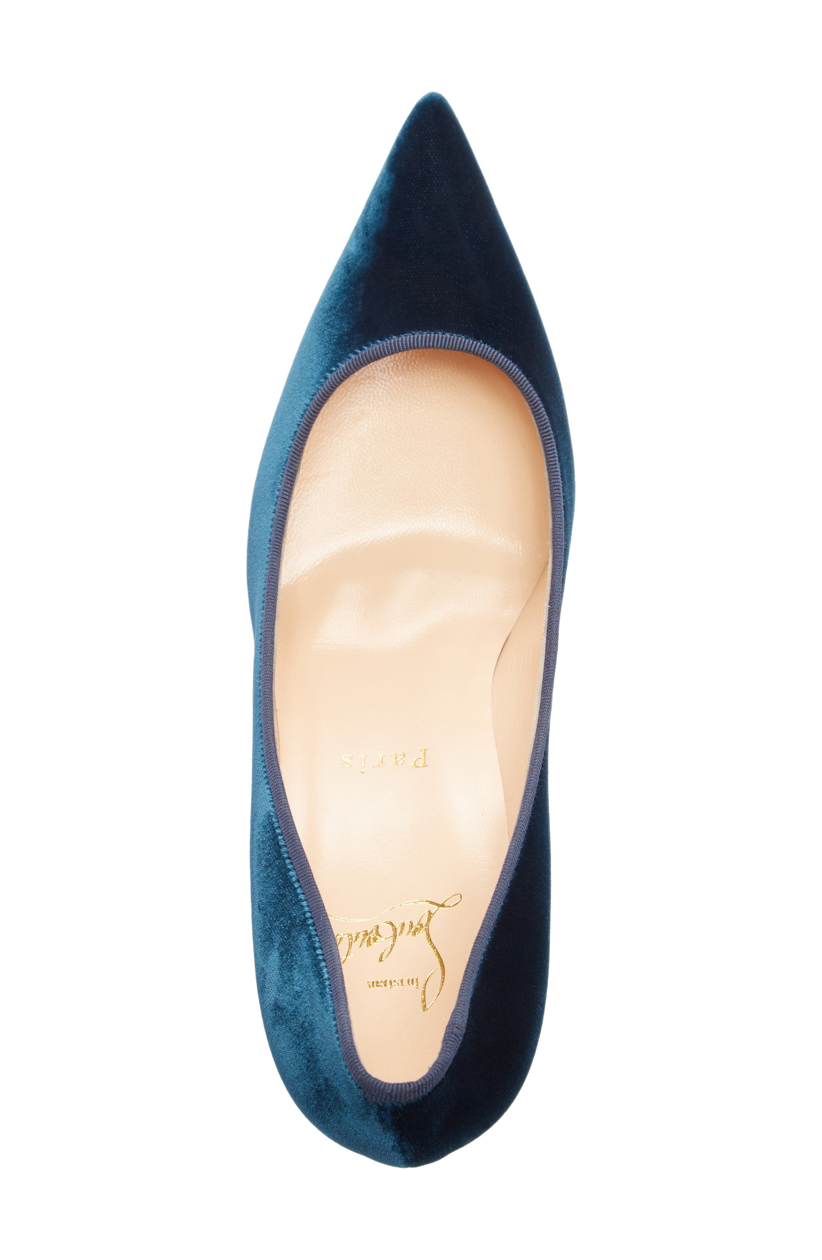 Pigalle Follies Pointy Toe Pump,                             Alternate thumbnail 4, color,                             300