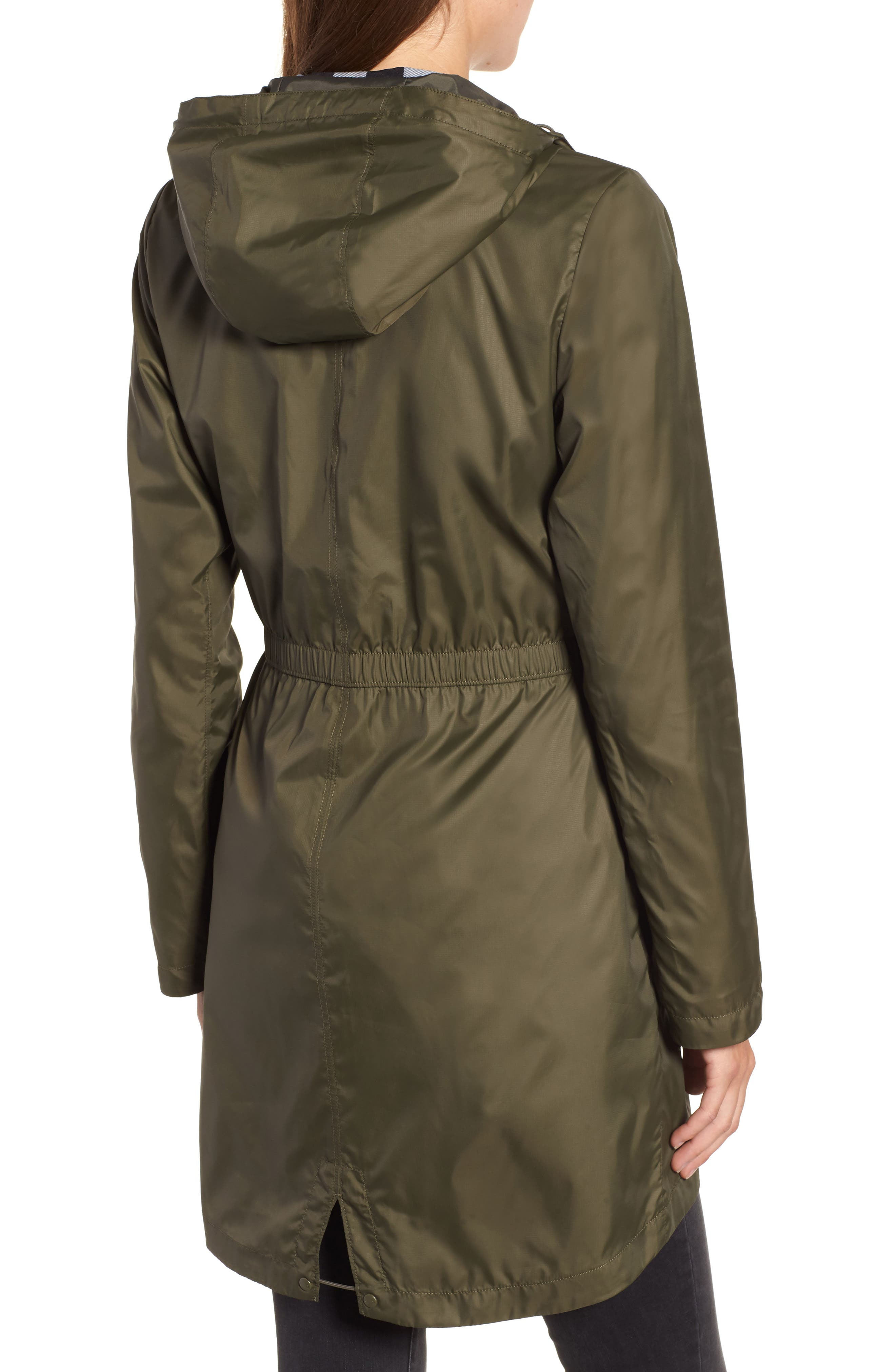 Rissy 2 Wind Resistant Jacket,                             Alternate thumbnail 2, color,                             NEW TAUPE GREEN
