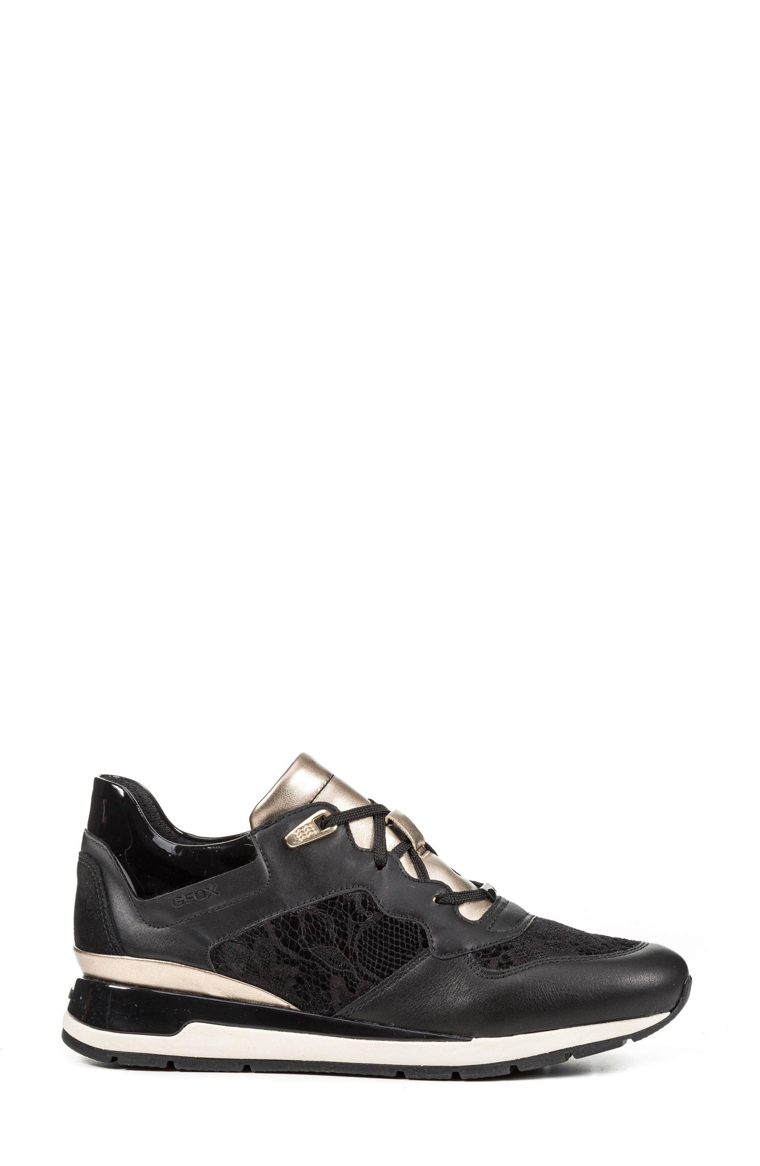 Shahira Sneaker,                             Alternate thumbnail 3, color,                             001