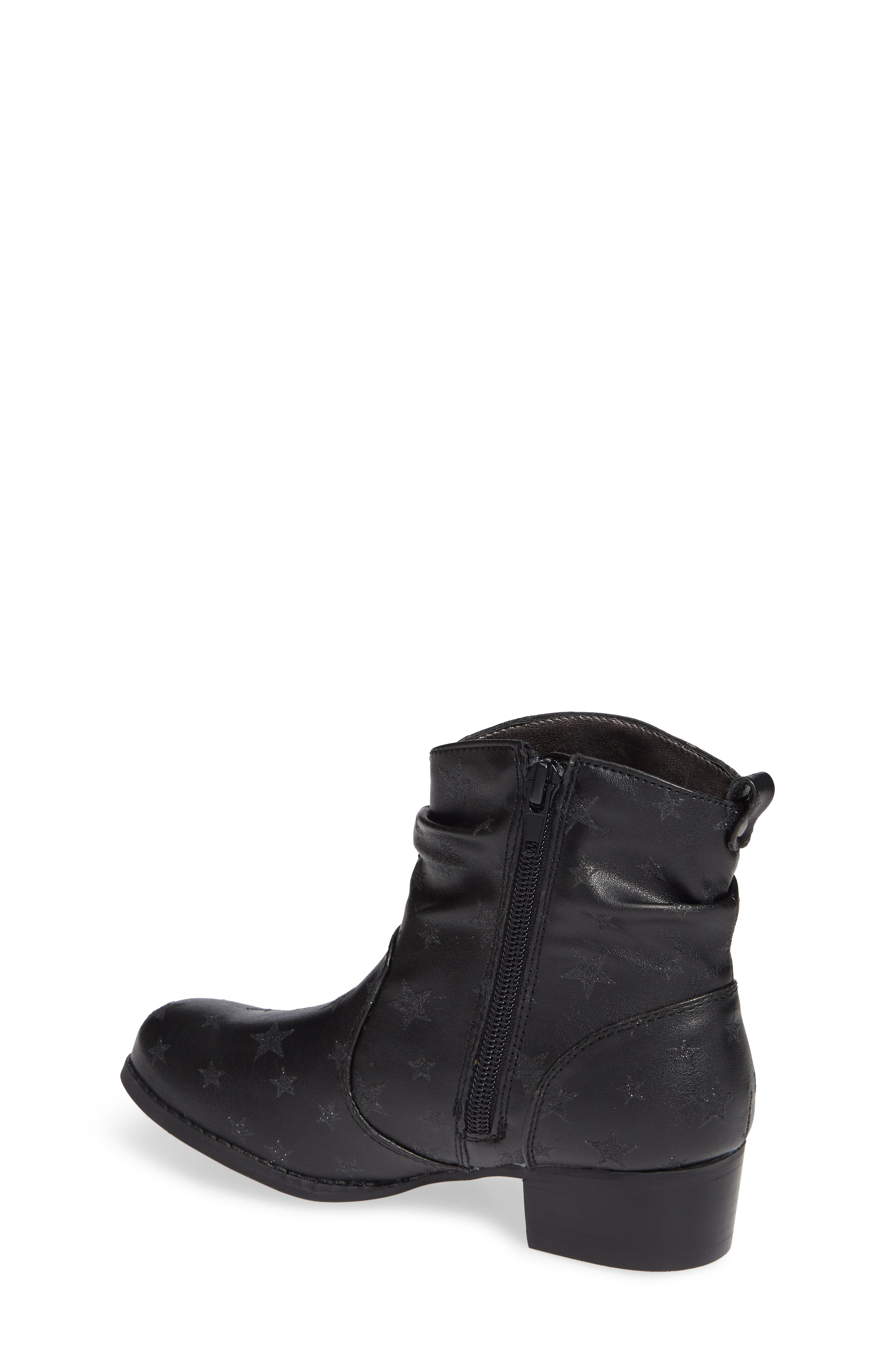JCountry Slouch Bootie,                             Alternate thumbnail 2, color,                             BLACK