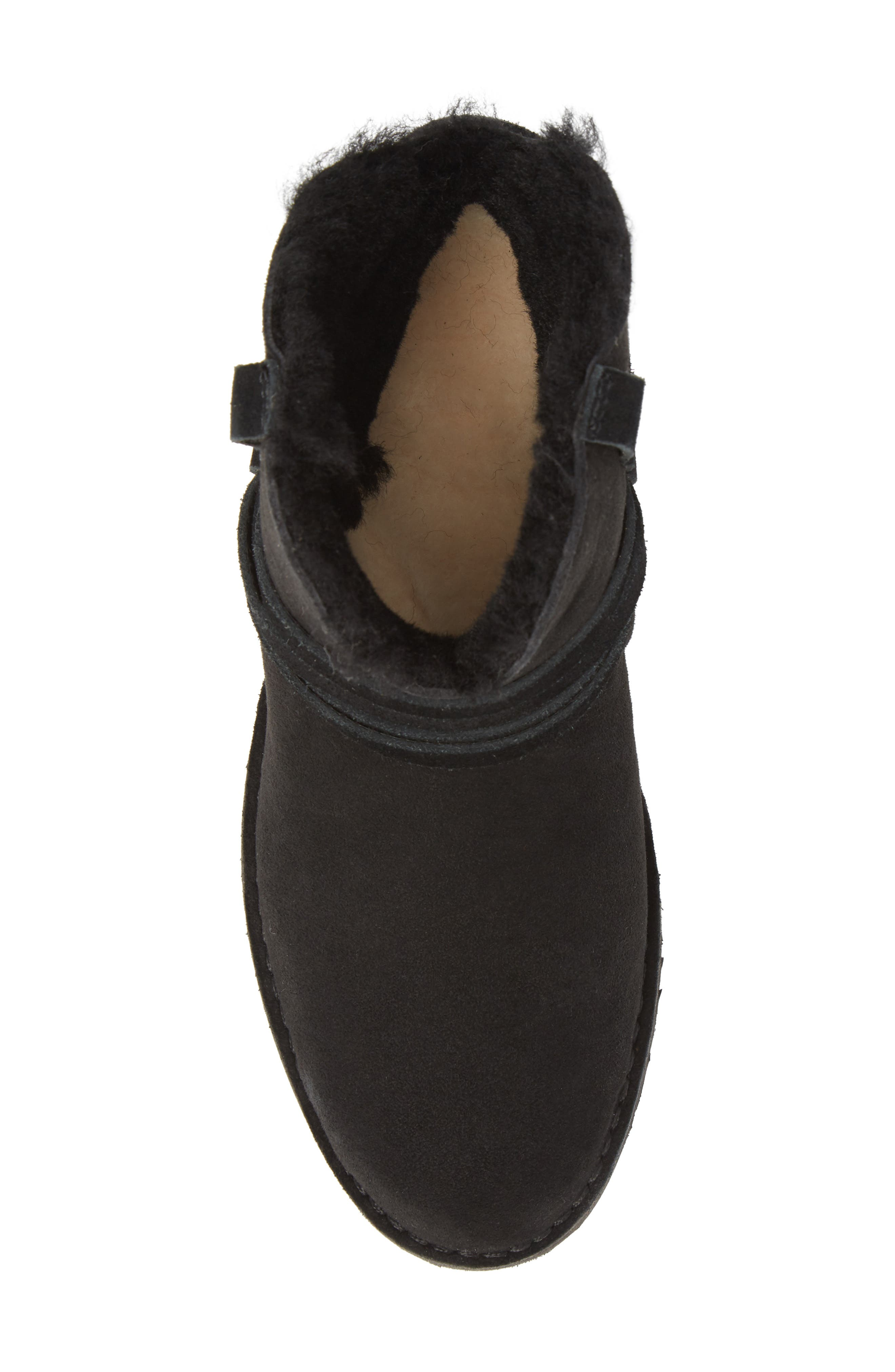 Pasqual Boot,                             Alternate thumbnail 5, color,                             BLACK SUEDE