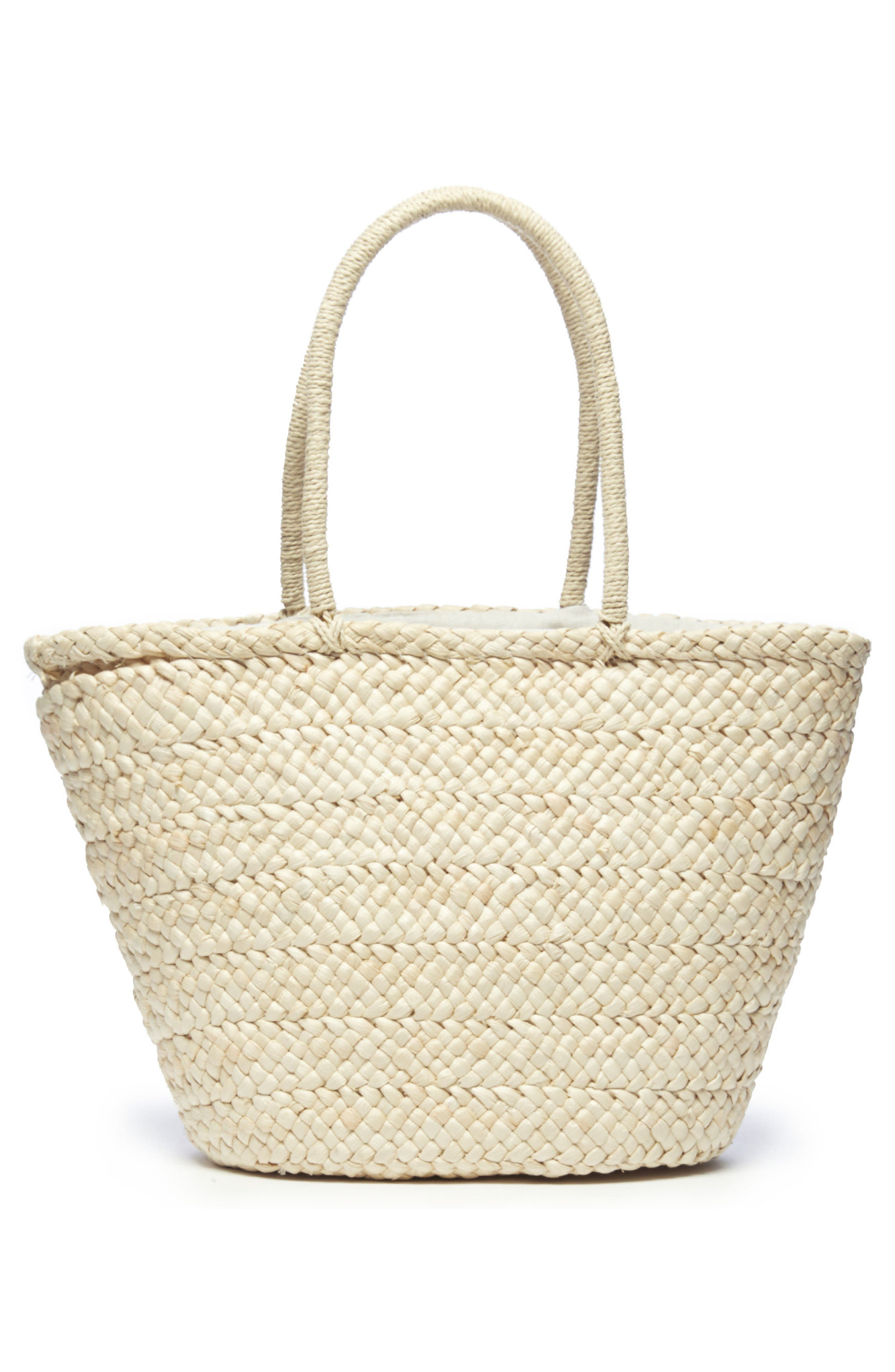 Straw Tote,                             Alternate thumbnail 2, color,                             250