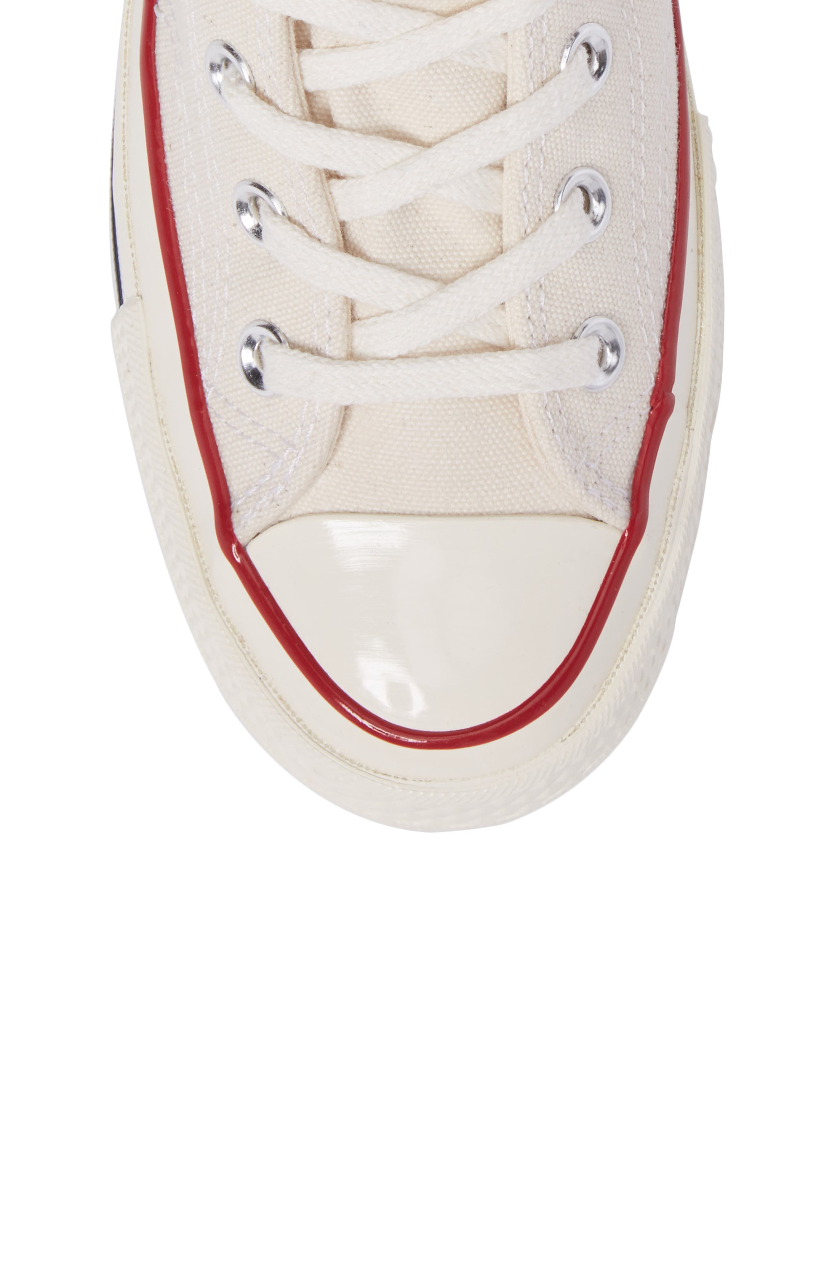 Chuck Taylor<sup>®</sup> All Star<sup>®</sup> '70 High Top Sneaker,                             Alternate thumbnail 5, color,                             PARCHMENT