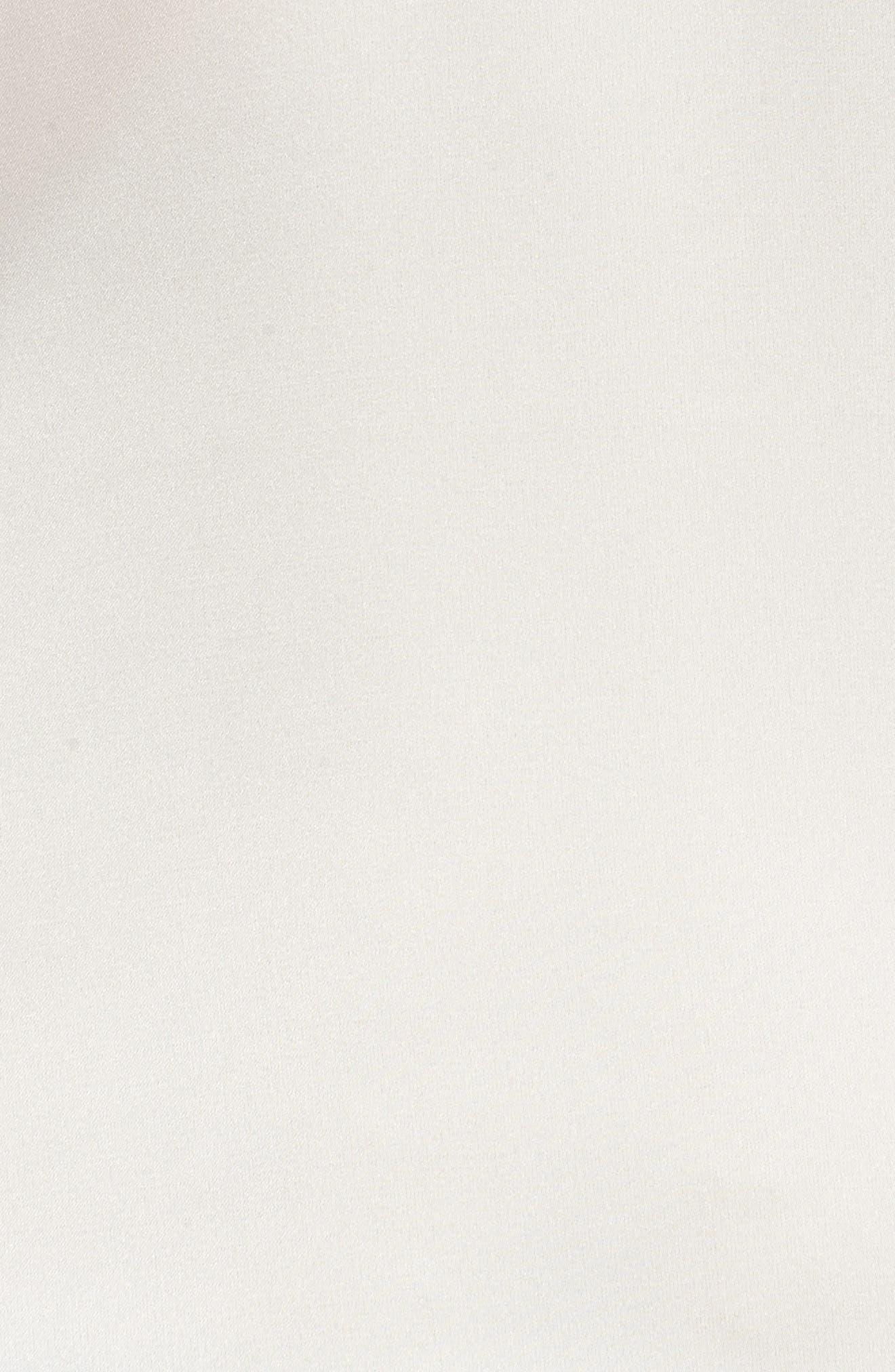 Thistle & Spire Devoe Cold Shoulder Satin Camisole,                             Alternate thumbnail 3, color,                             900