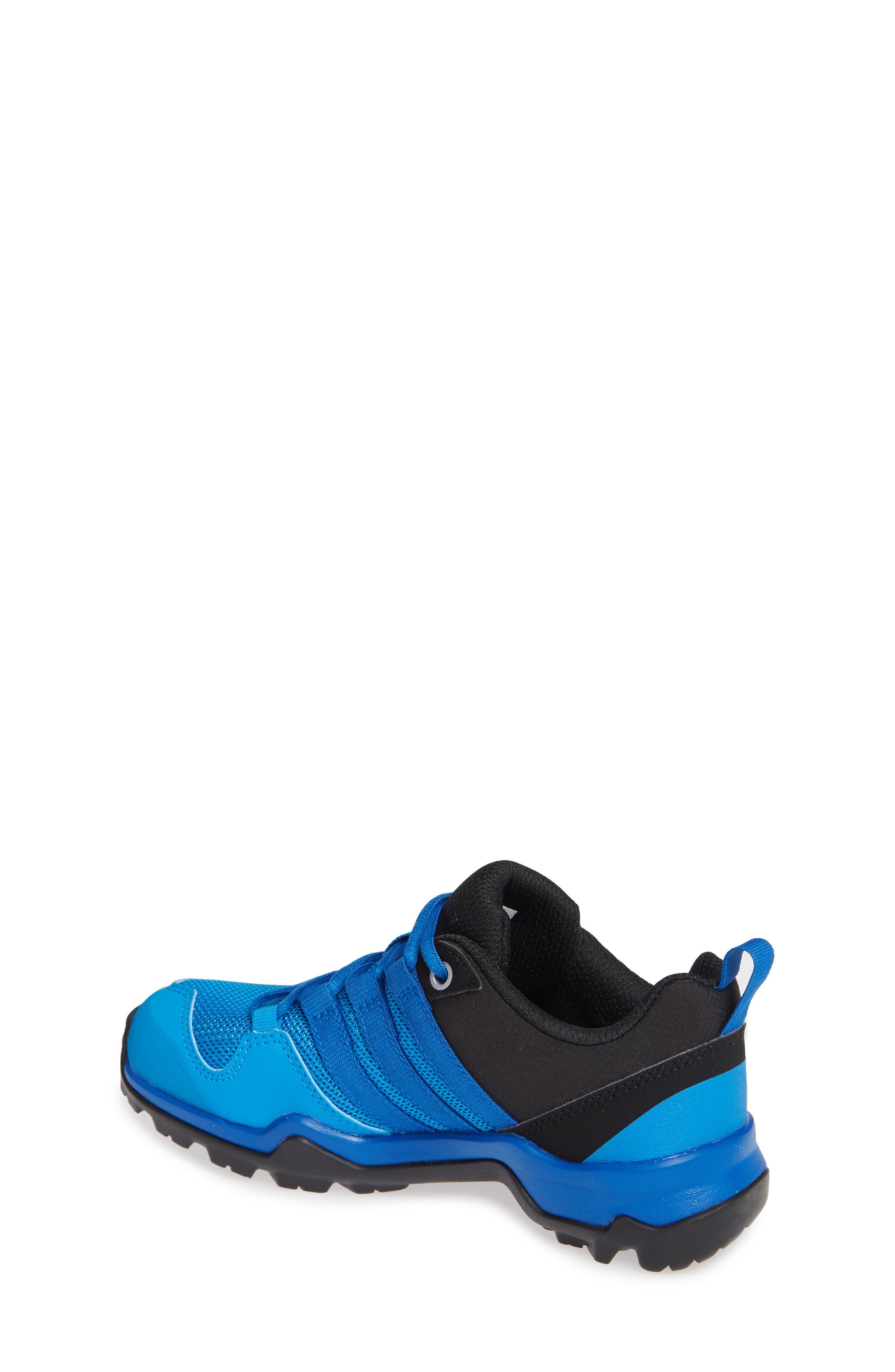 Terrex AX2R CP Sneaker,                             Alternate thumbnail 2, color,                             BLACK/ BLUE BEAUTY/ BLACK