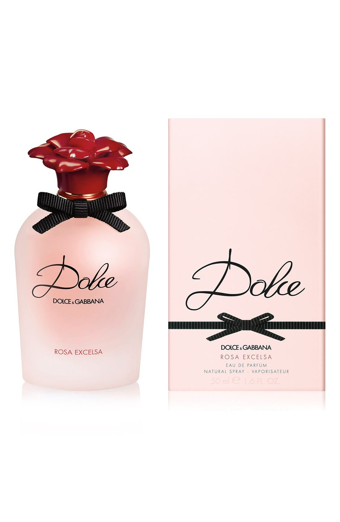 'Dolce Rosa Excelsa' Eau de Parfum,                             Alternate thumbnail 4, color,                             NO COLOR