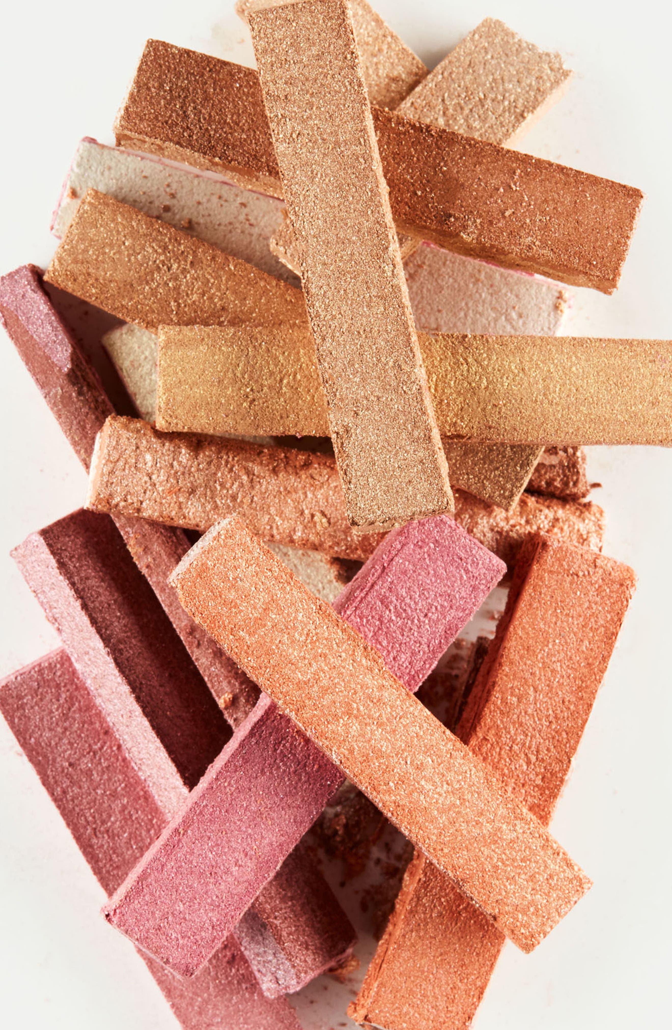 Shimmer Brick Palette,                             Alternate thumbnail 7, color,                             000
