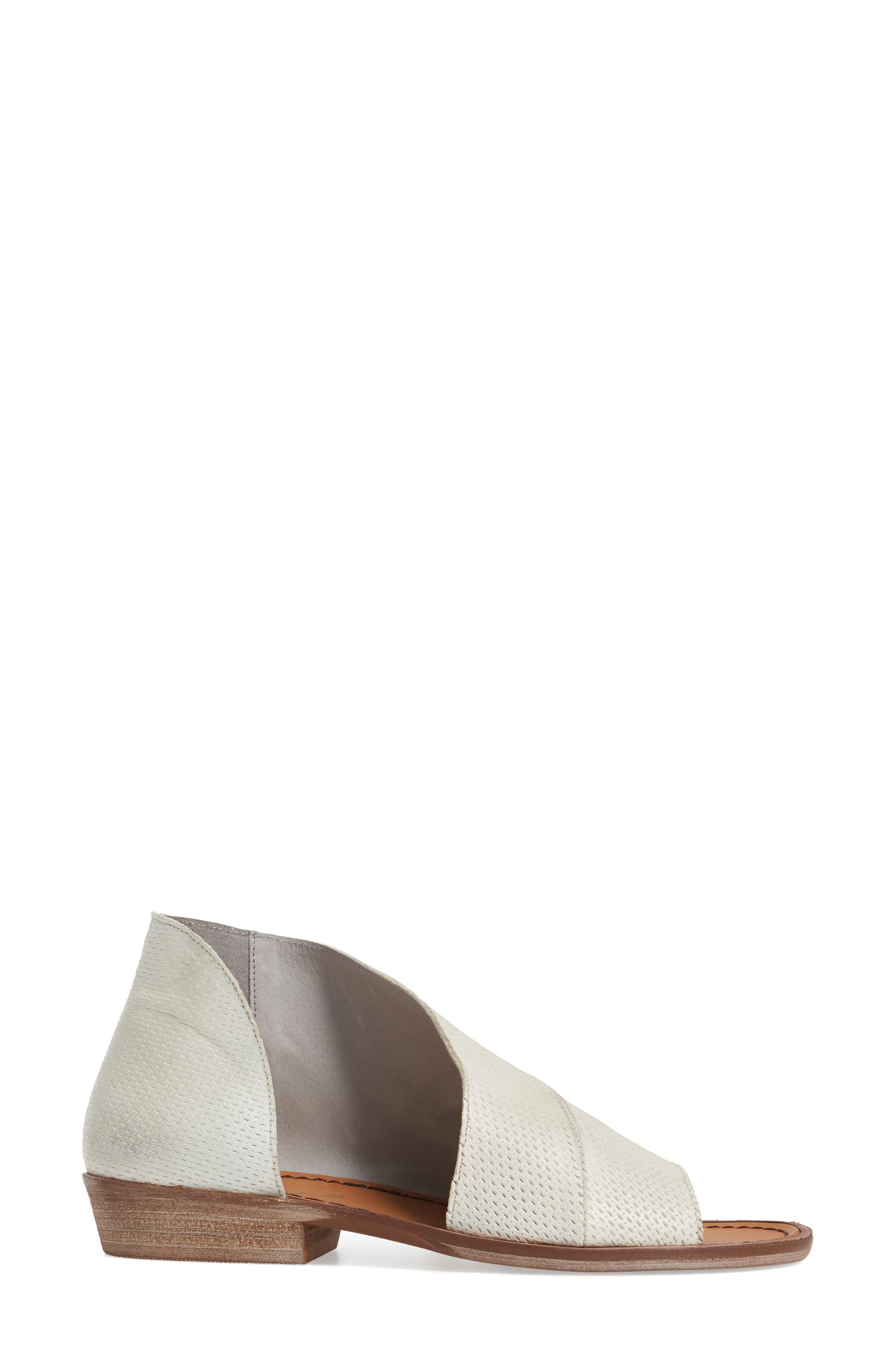 'Mont Blanc' Asymmetrical Sandal,                             Alternate thumbnail 37, color,