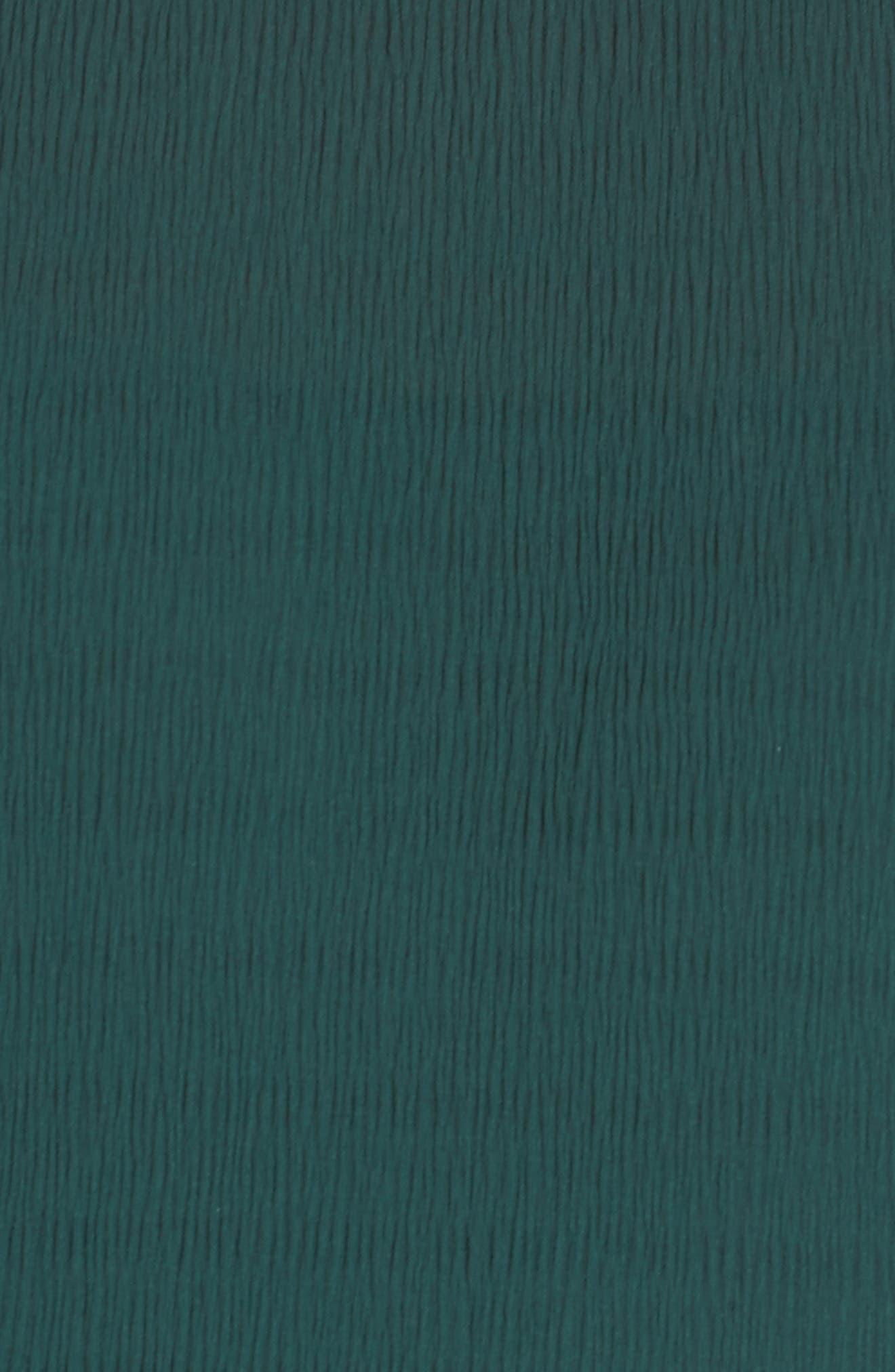 CHELSEA28, Ruffle A-Line Dress, Alternate thumbnail 6, color, 301