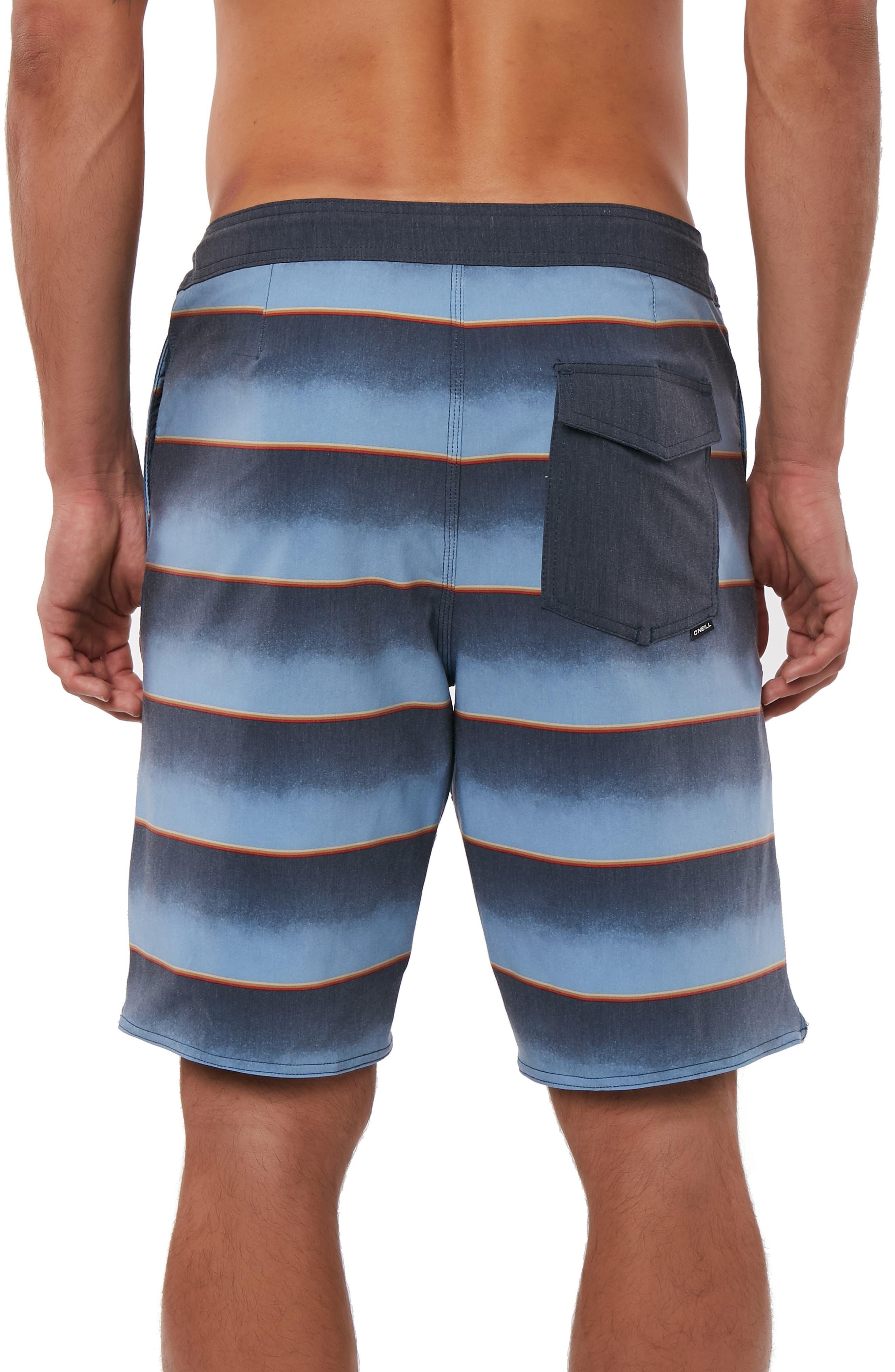 Tidelines Cruzer Board Shorts,                             Alternate thumbnail 2, color,                             NAVY