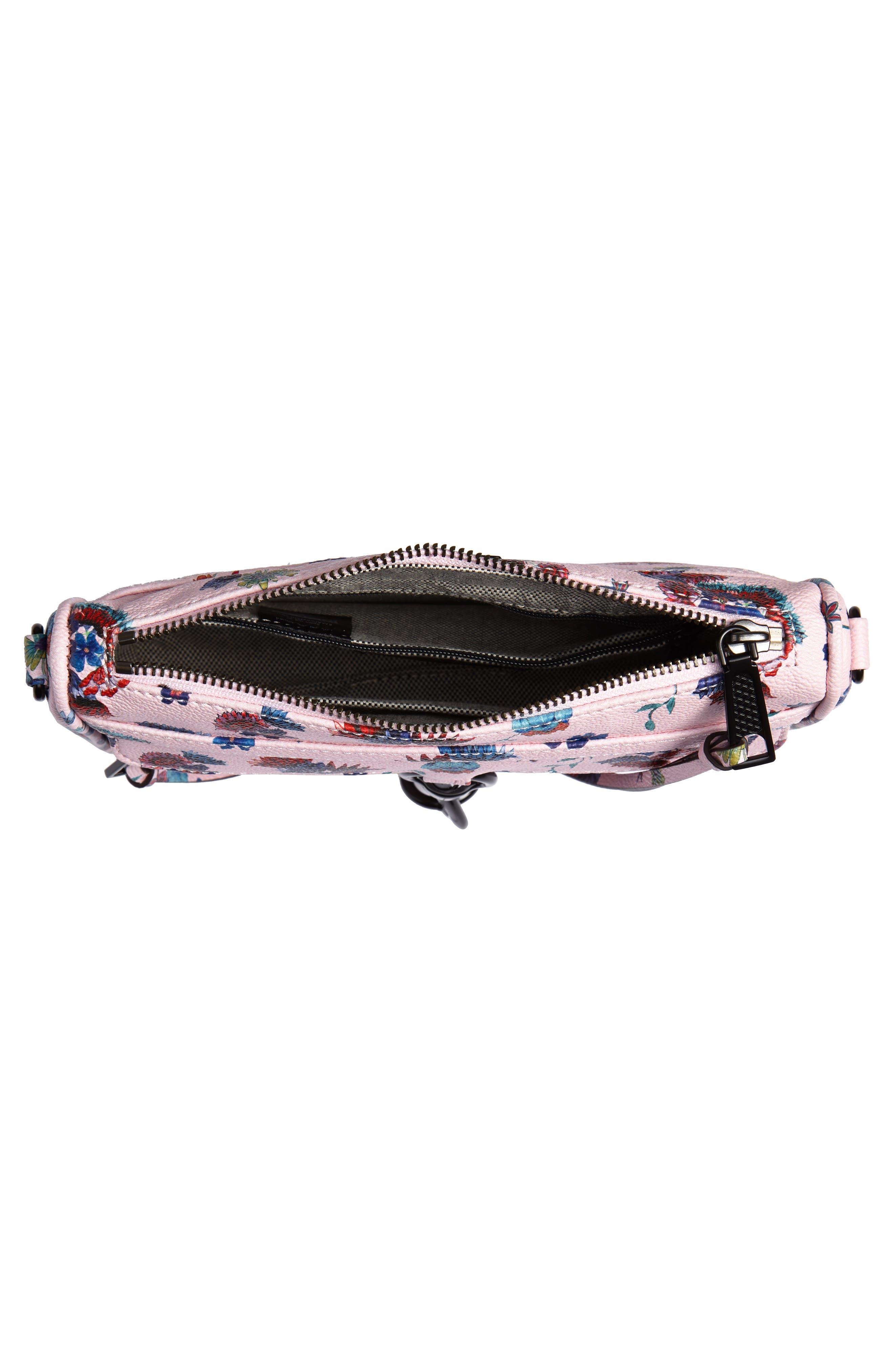 Mini MAC Convertible Crossbody Bag,                             Alternate thumbnail 8, color,