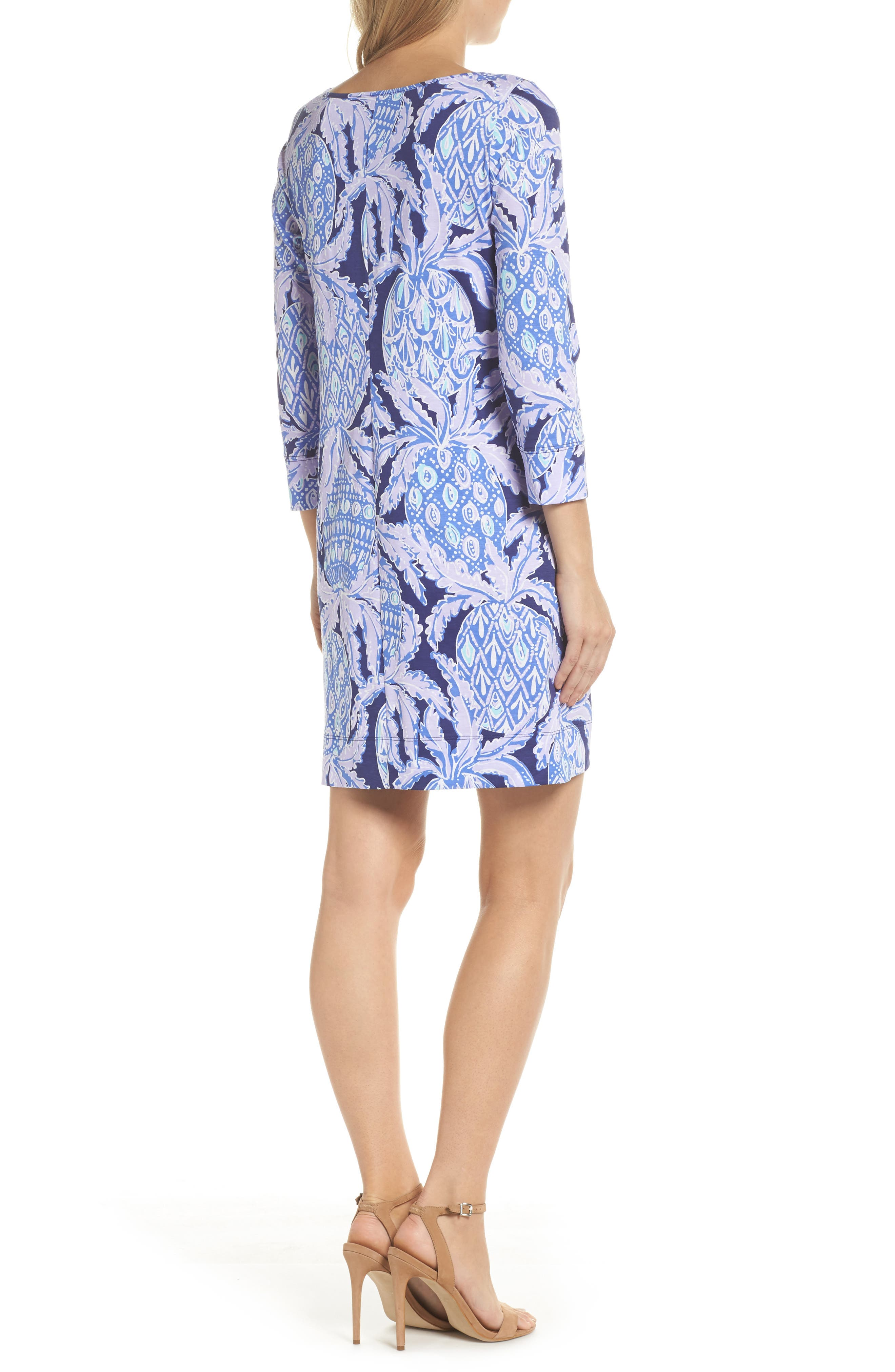 Marlowe Shift Dress,                             Alternate thumbnail 2, color,                             550