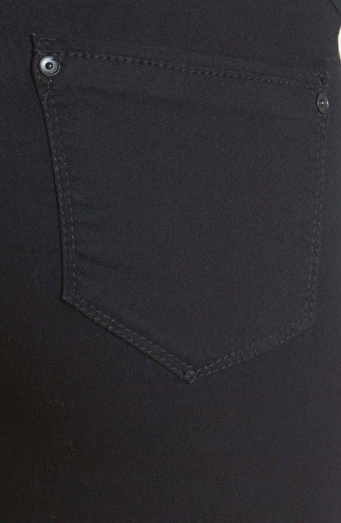 Lightweight Stretch Skinny Jeans,                             Alternate thumbnail 3, color,                             002