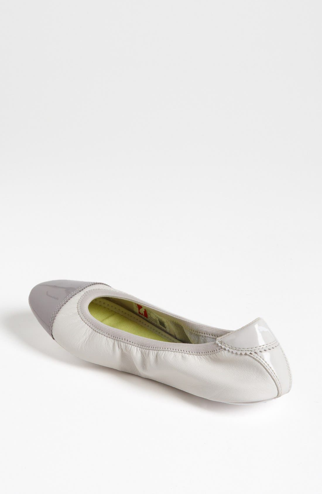 'Kitara' Cap Toe Ballet Flat,                             Alternate thumbnail 15, color,