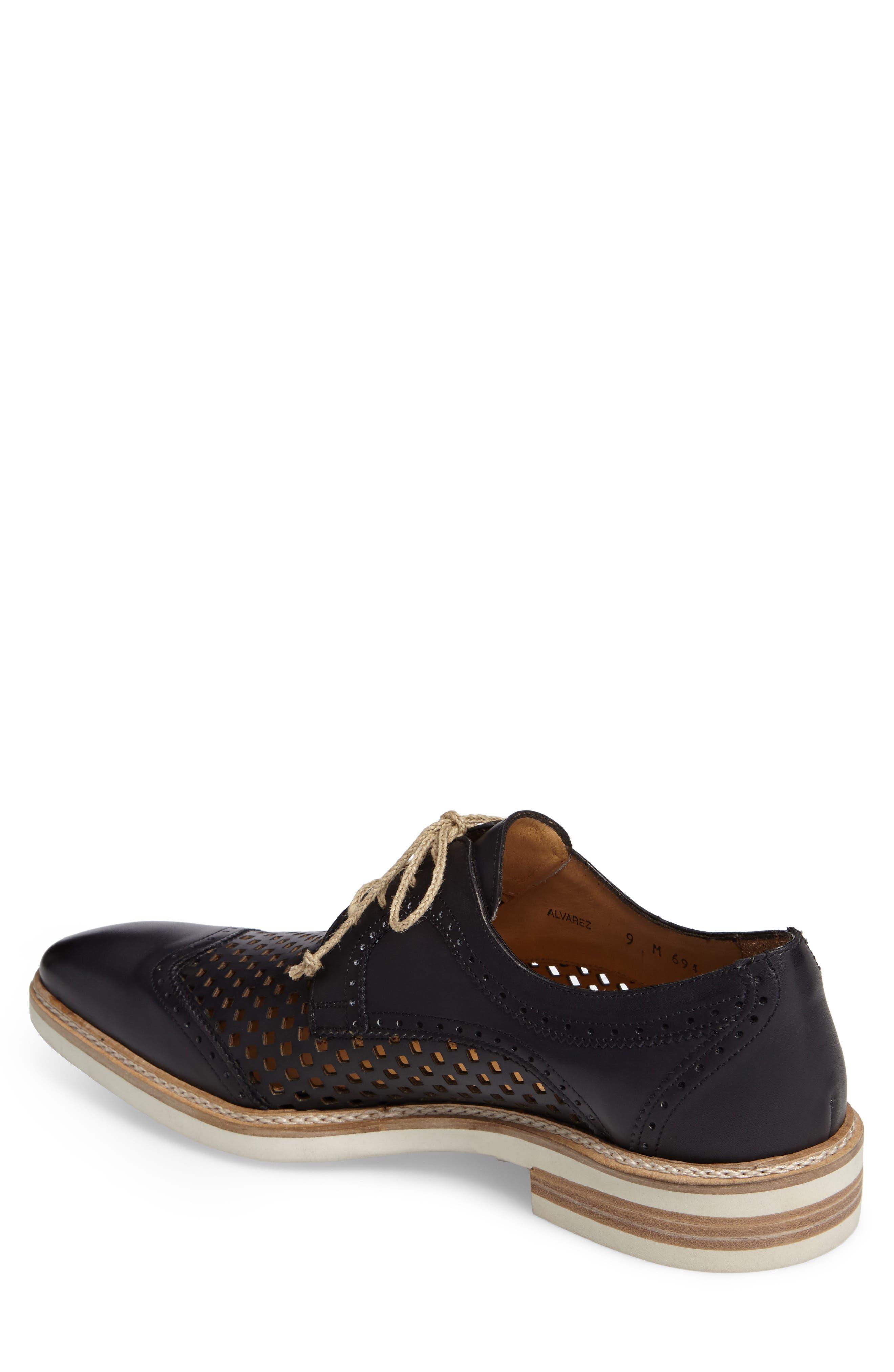 Alvarez Spectator Shoe,                             Alternate thumbnail 2, color,                             001