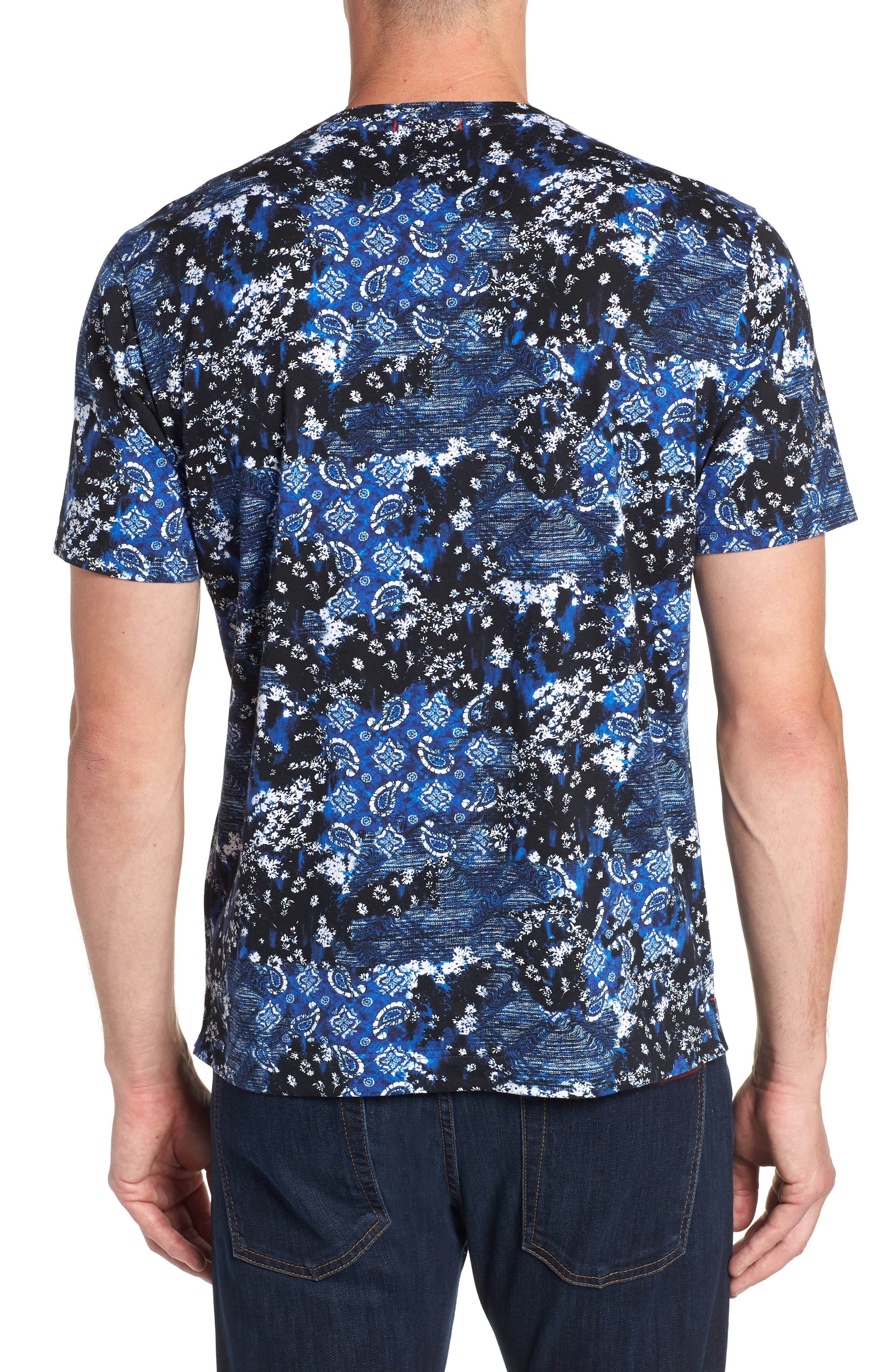 Carvel Rock T-Shirt,                             Alternate thumbnail 2, color,                             INDIGO