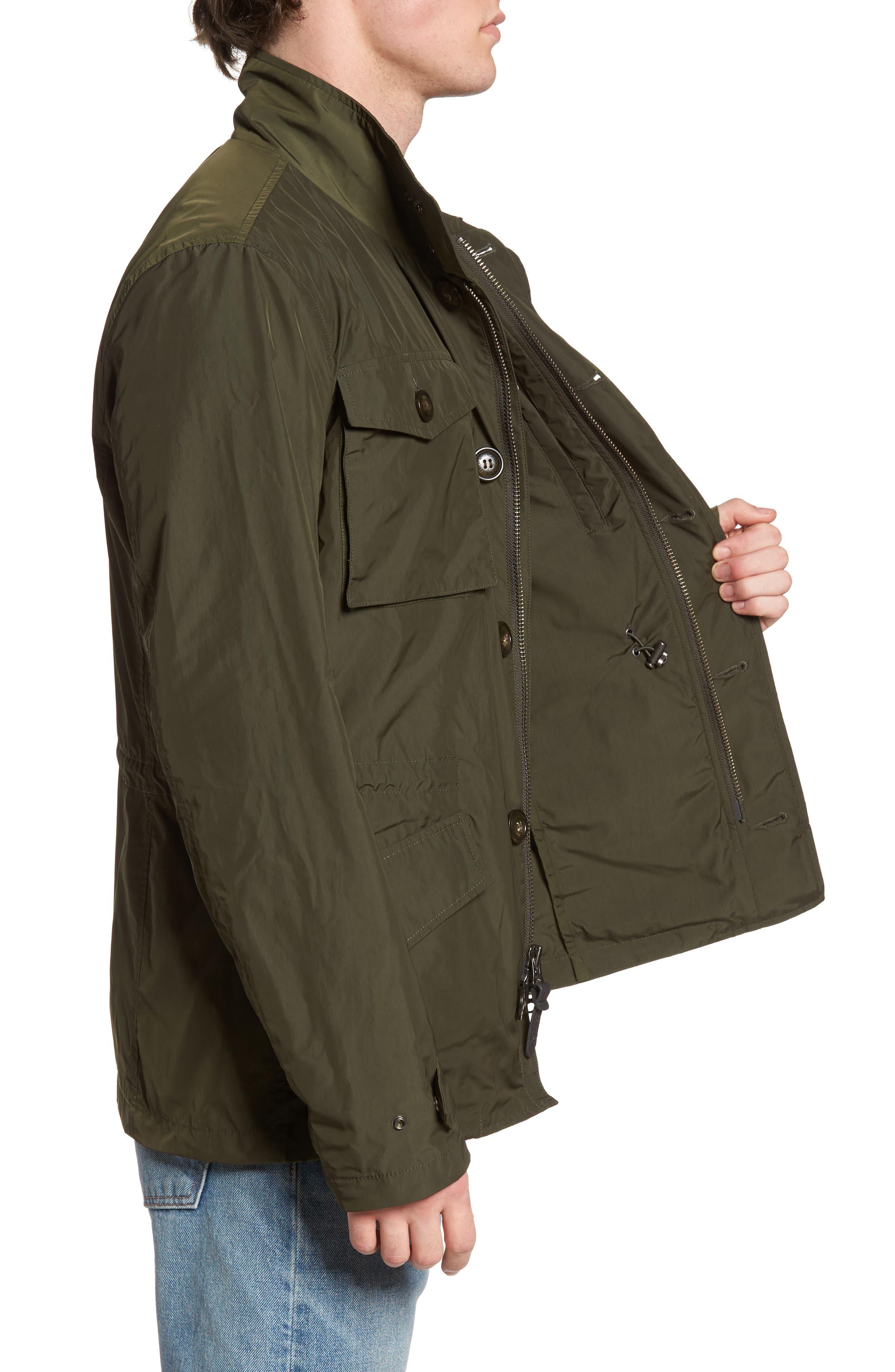 Woolrich John Rich Field Jacket,                             Alternate thumbnail 3, color,