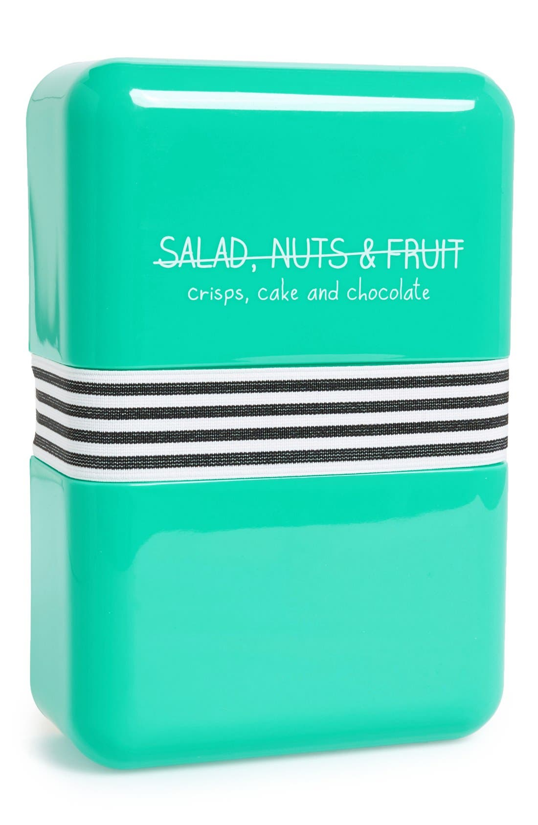 Happy Jackson 'Salad, Nuts & Fruit' Lunch Box,                             Main thumbnail 1, color,                             400