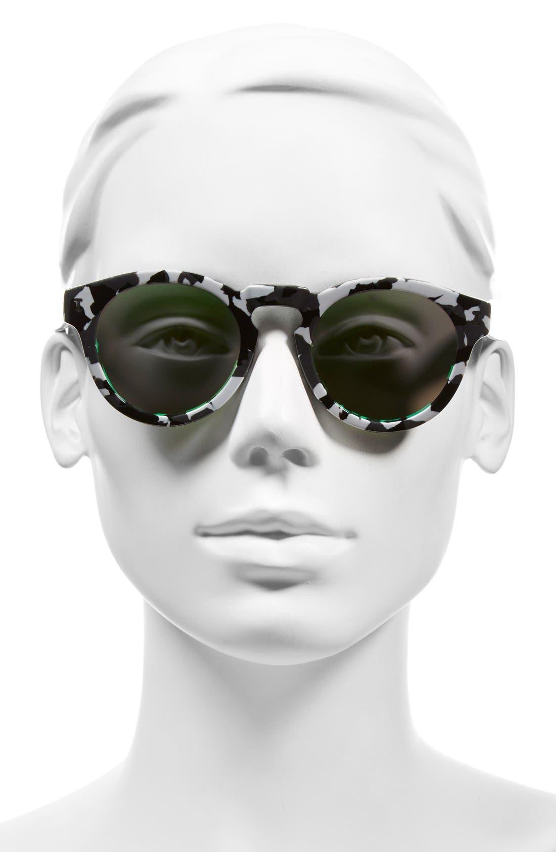 'Leonard' 47mm Sunglasses,                             Alternate thumbnail 102, color,