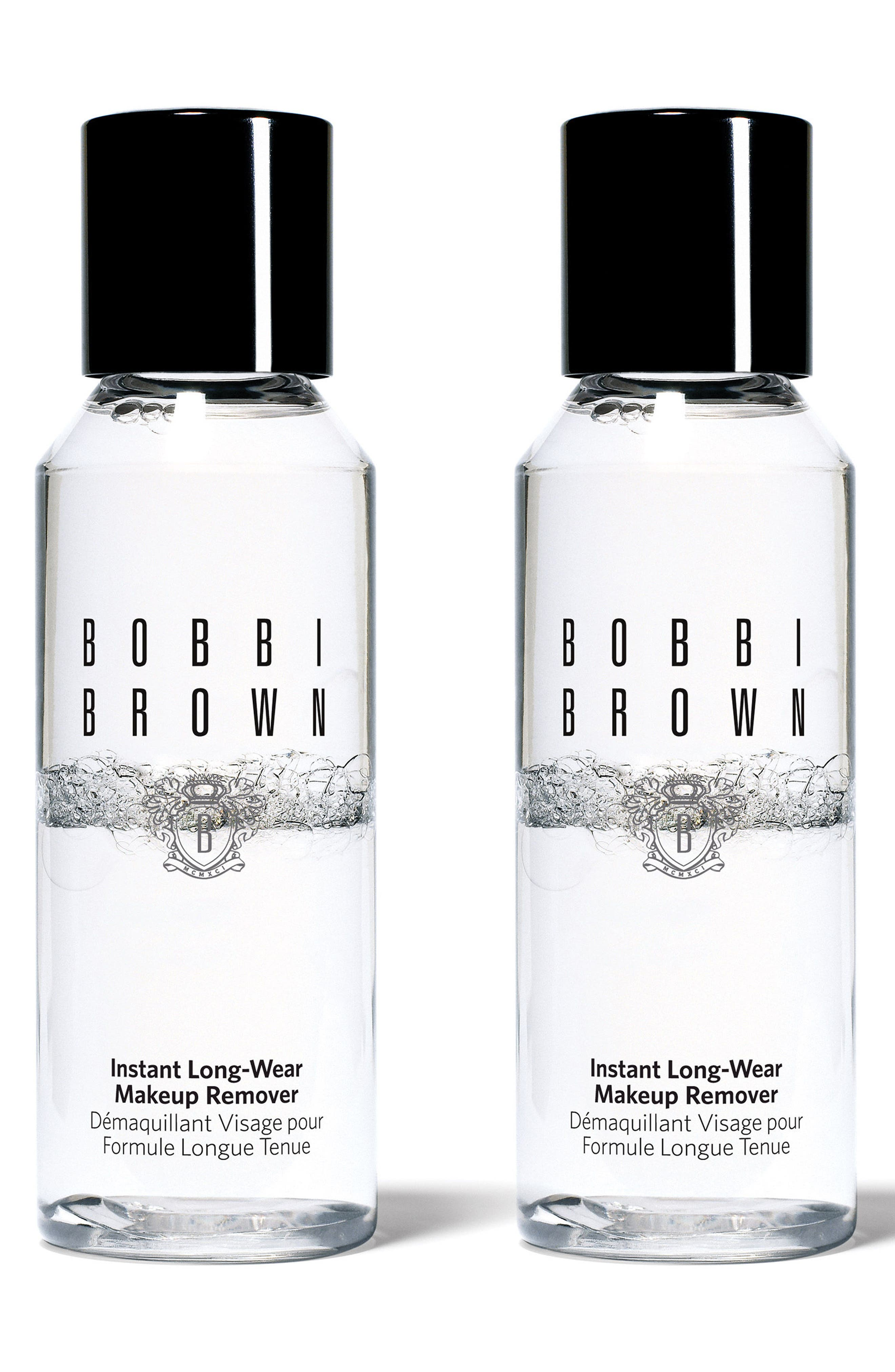 Instant Long-Wear Makeup Remover Duo,                         Main,                         color, 000