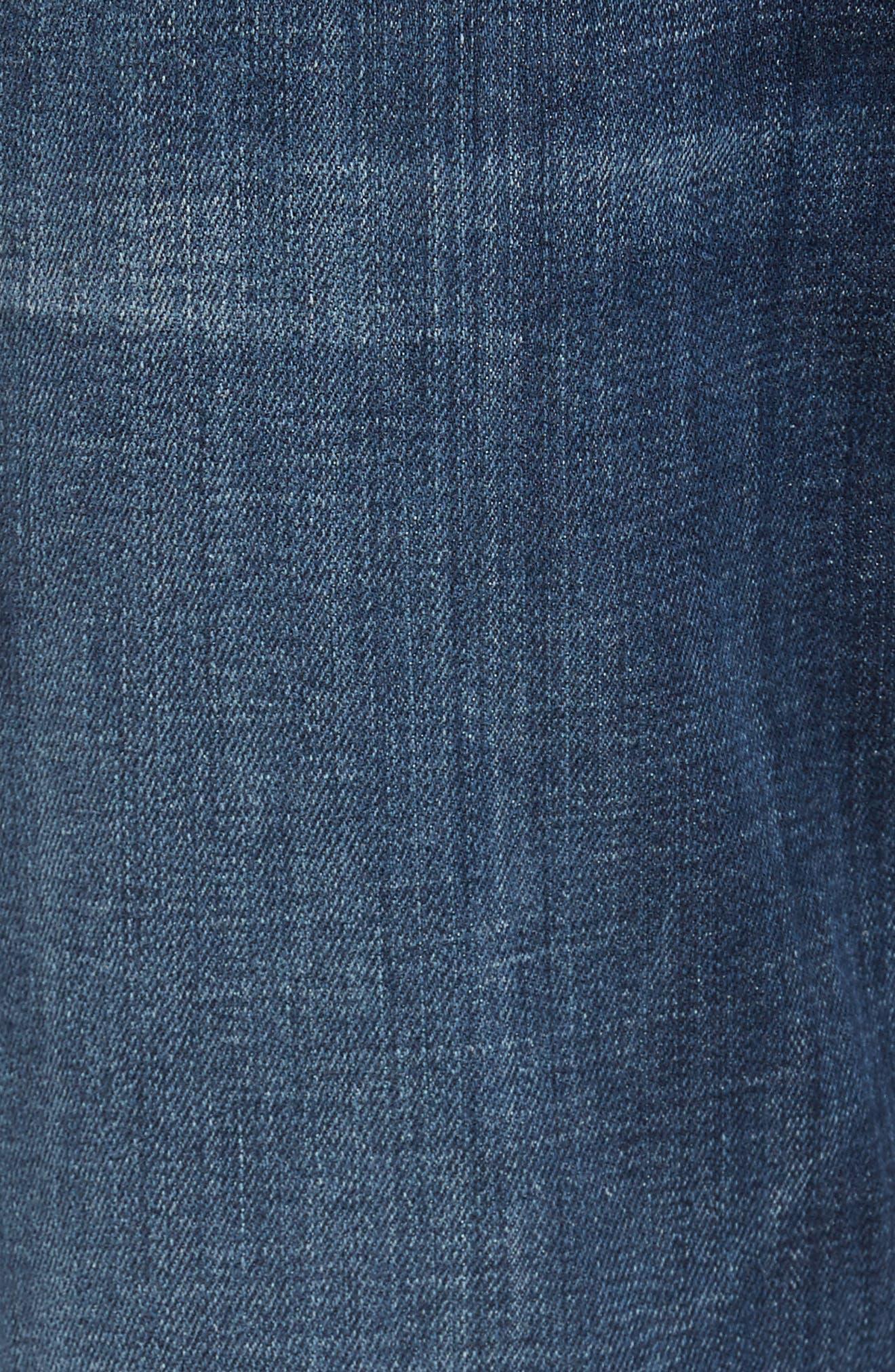 Byron Slim Straight Leg Jean,                             Alternate thumbnail 5, color,                             499