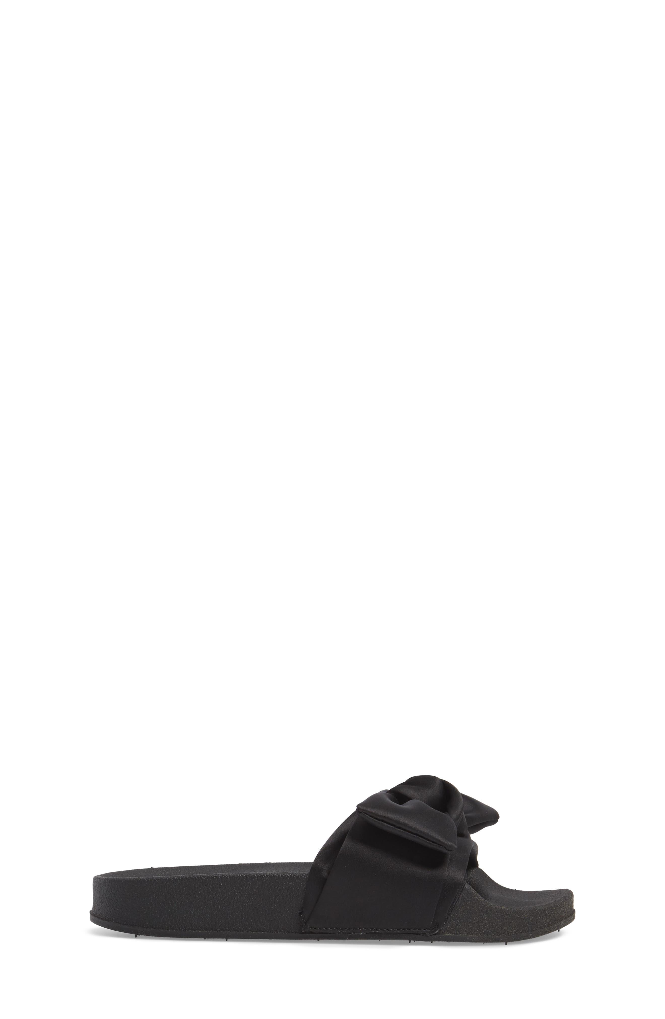 JSilky Slide Sandal,                             Alternate thumbnail 3, color,                             003