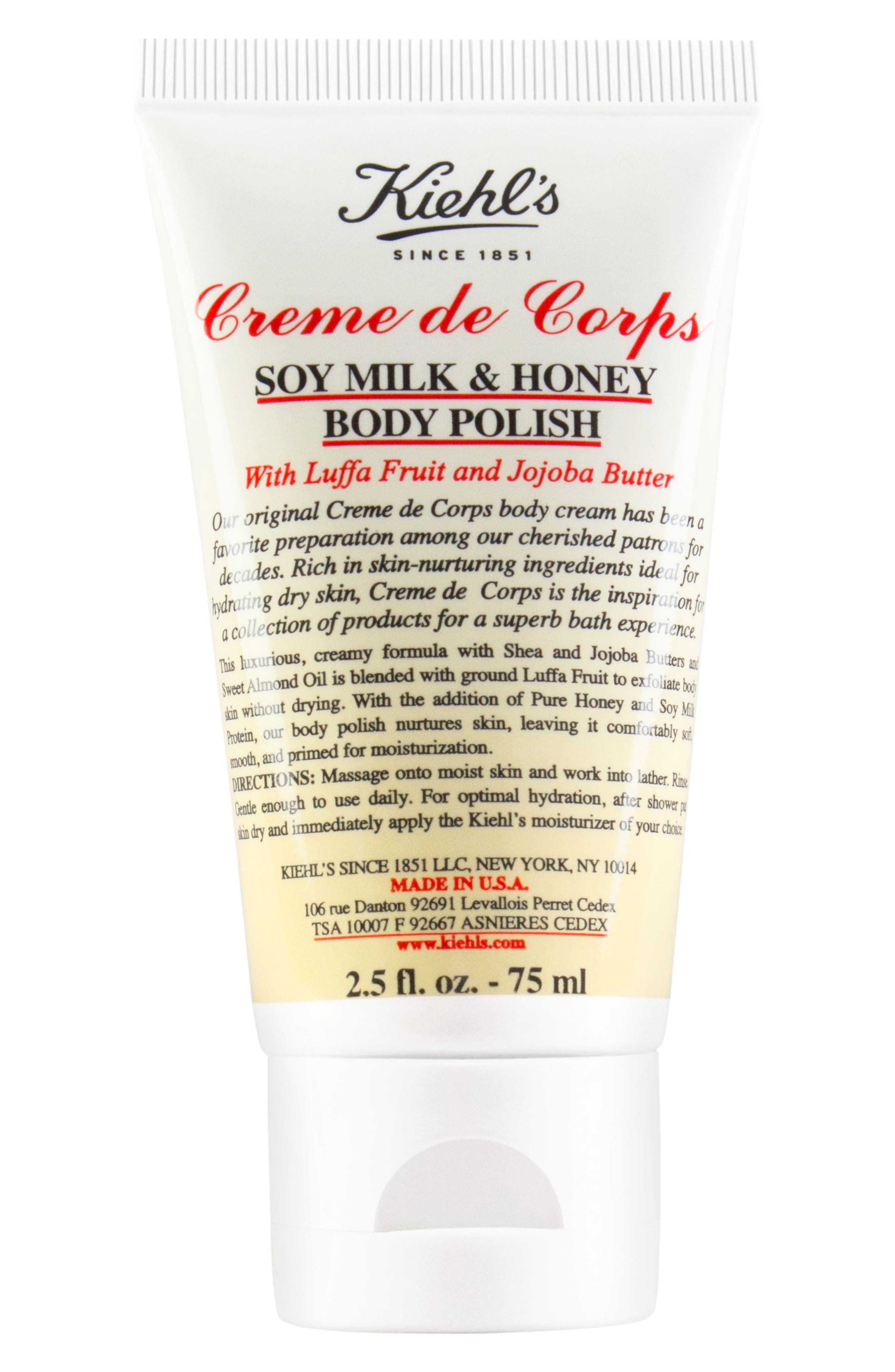 Soy Milk & Honey Body Polish,                             Alternate thumbnail 2, color,                             NO COLOR