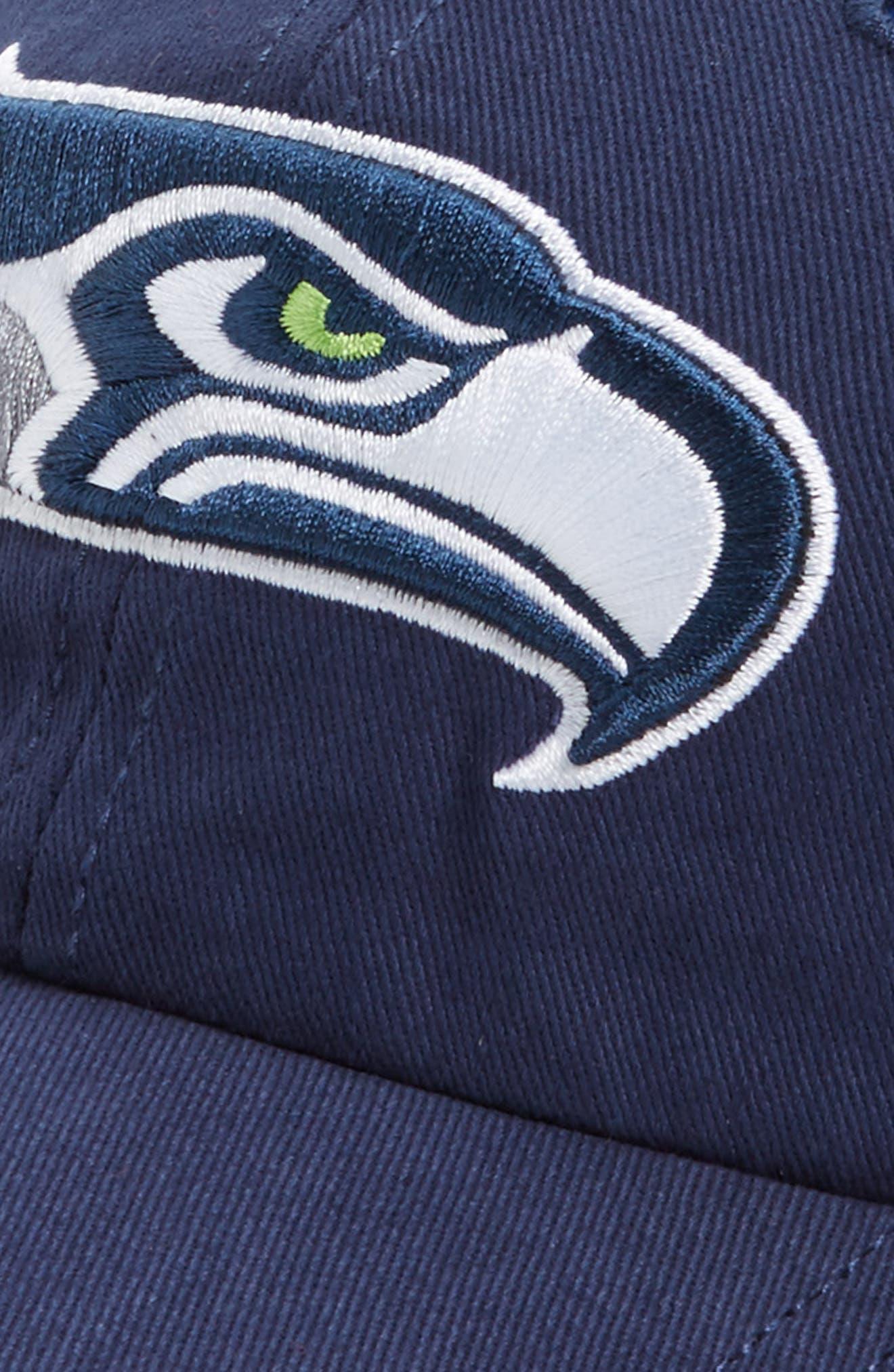 Seattle Seahawks Cap,                             Alternate thumbnail 3, color,                             410