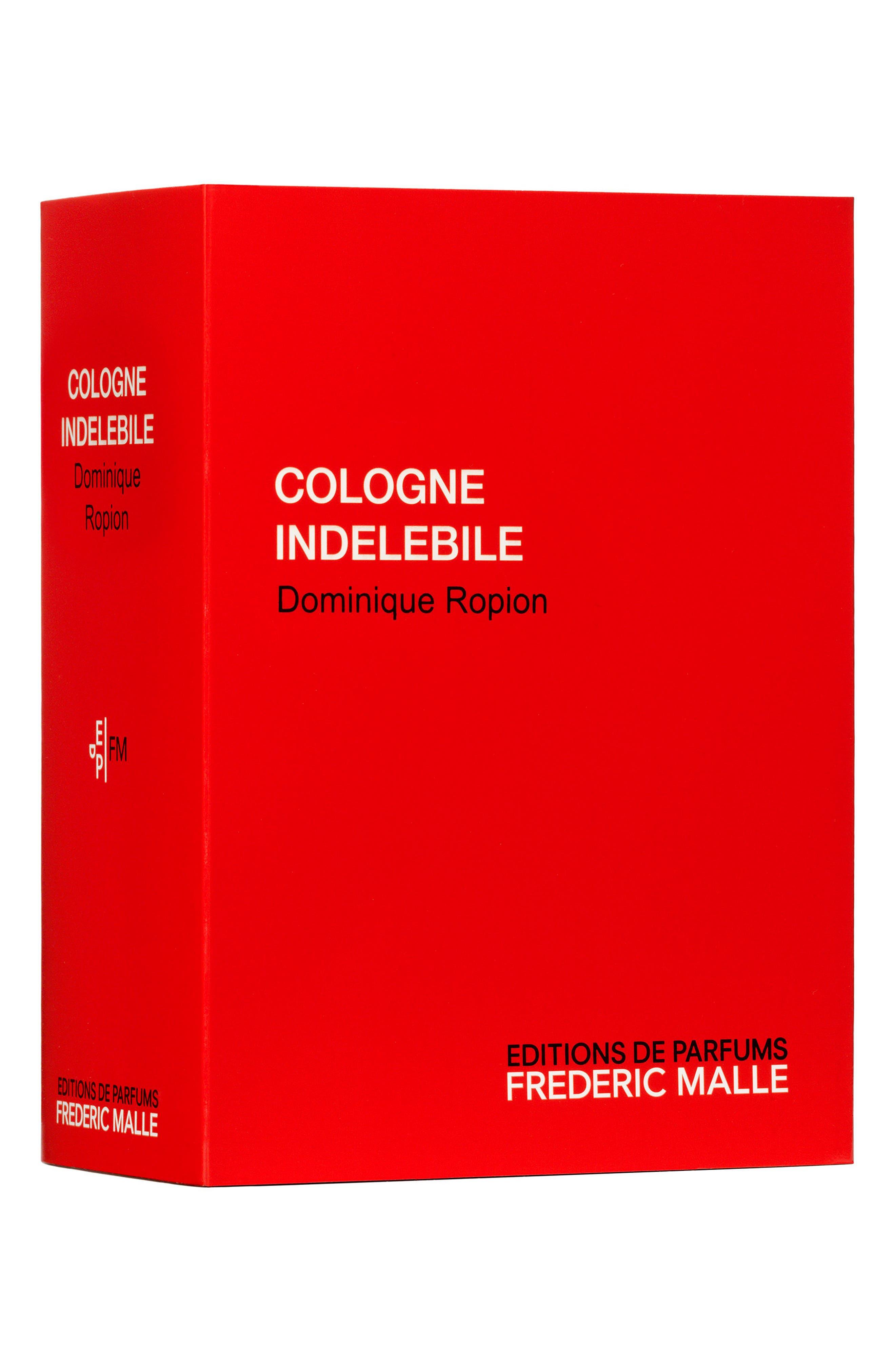 Editions de Parfums Frédéric Malle Cologne Indélébile Fragrance Spray,                             Alternate thumbnail 3, color,                             000