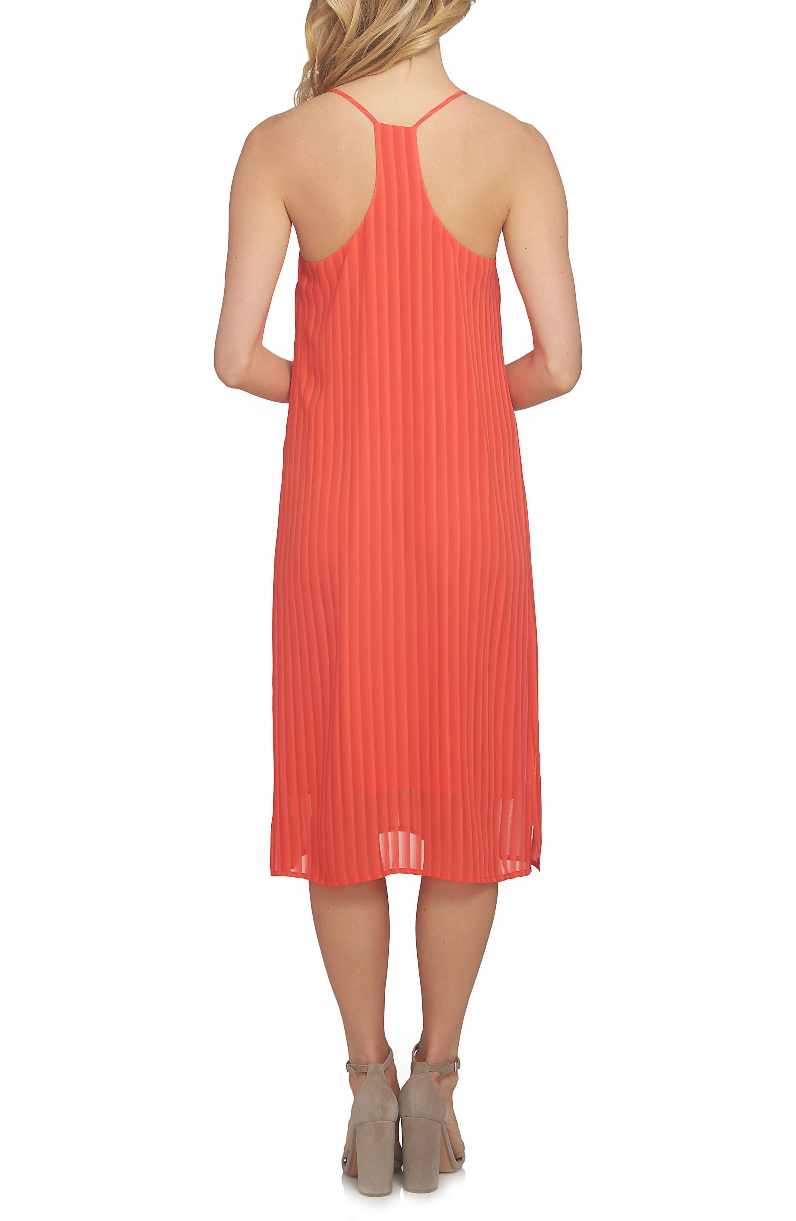 Lacey Chiffon Midi Dress,                             Alternate thumbnail 2, color,                             609