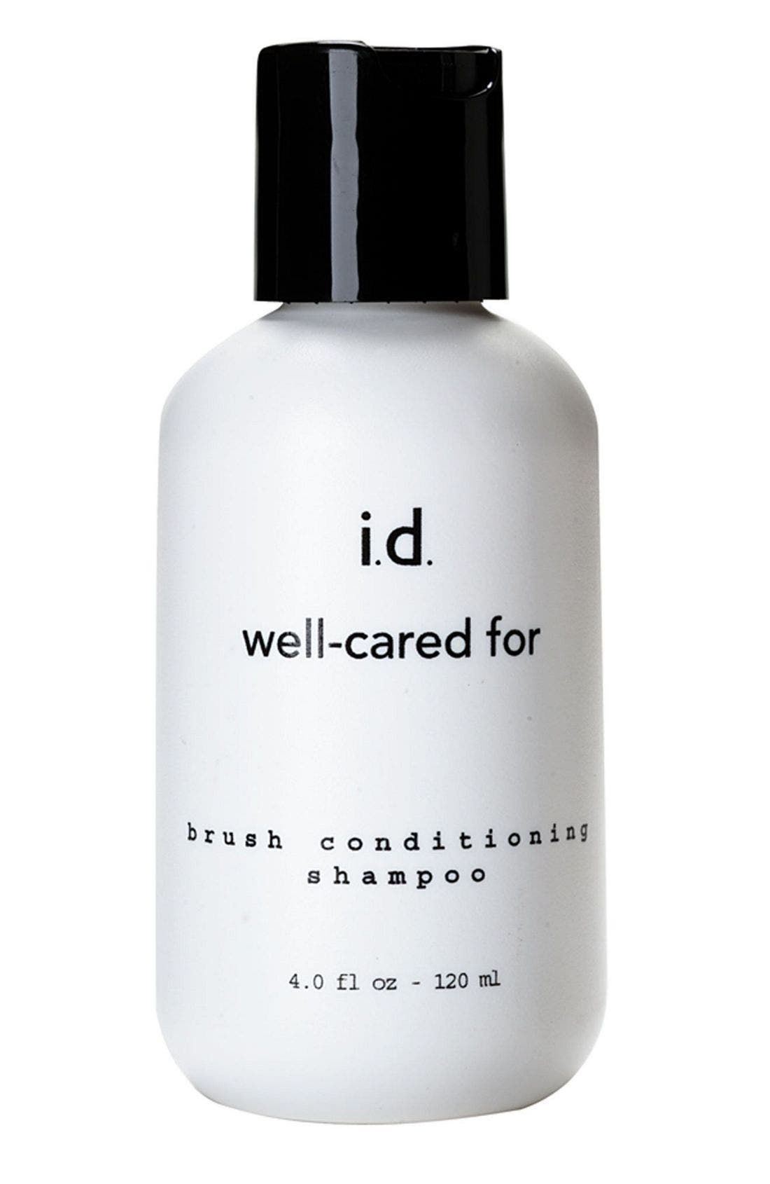 Well-Cared For Brush Conditioning Shampoo,                             Main thumbnail 1, color,                             NO COLOR