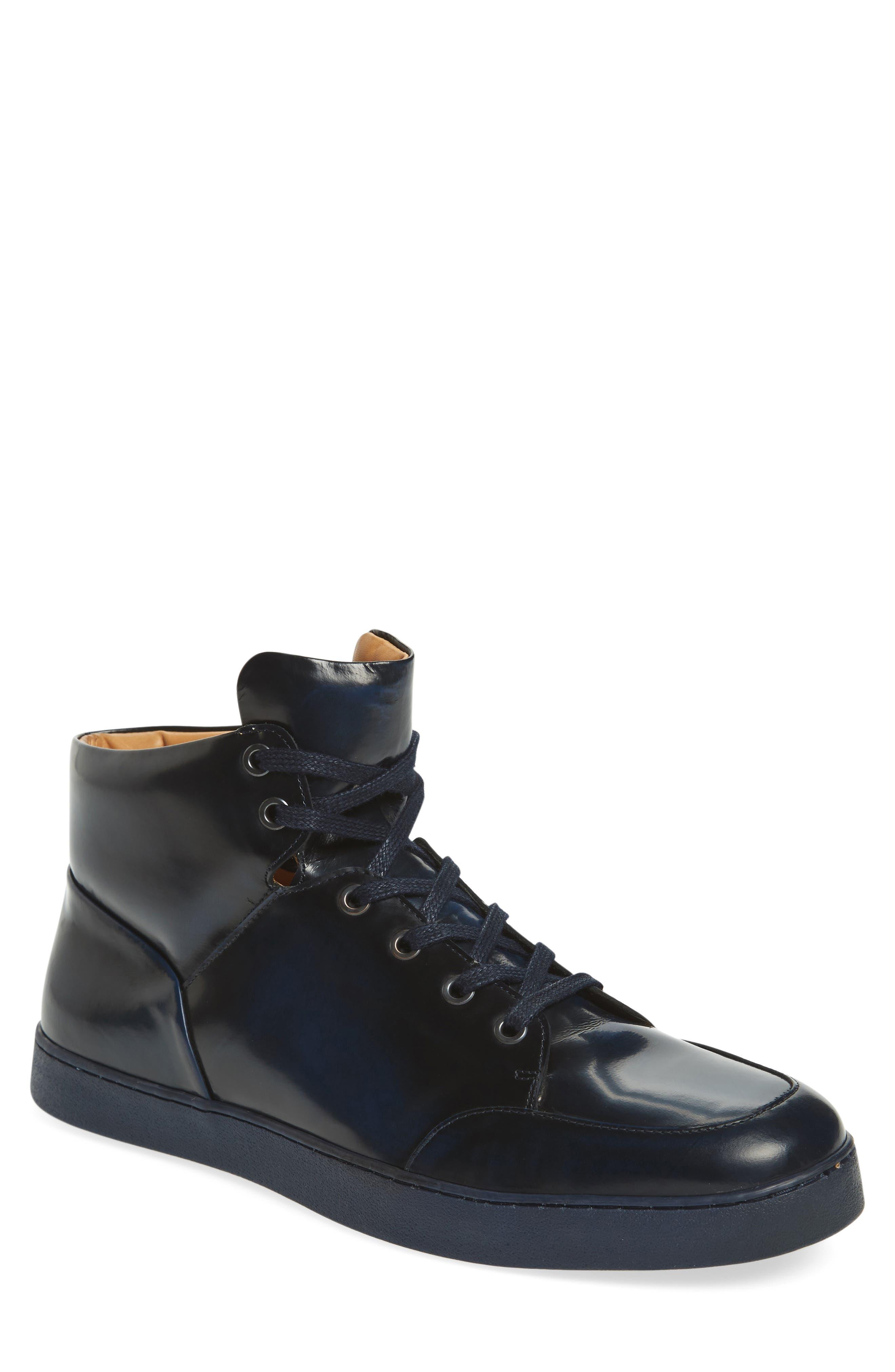 Gidean High Top Sneaker,                             Main thumbnail 2, color,