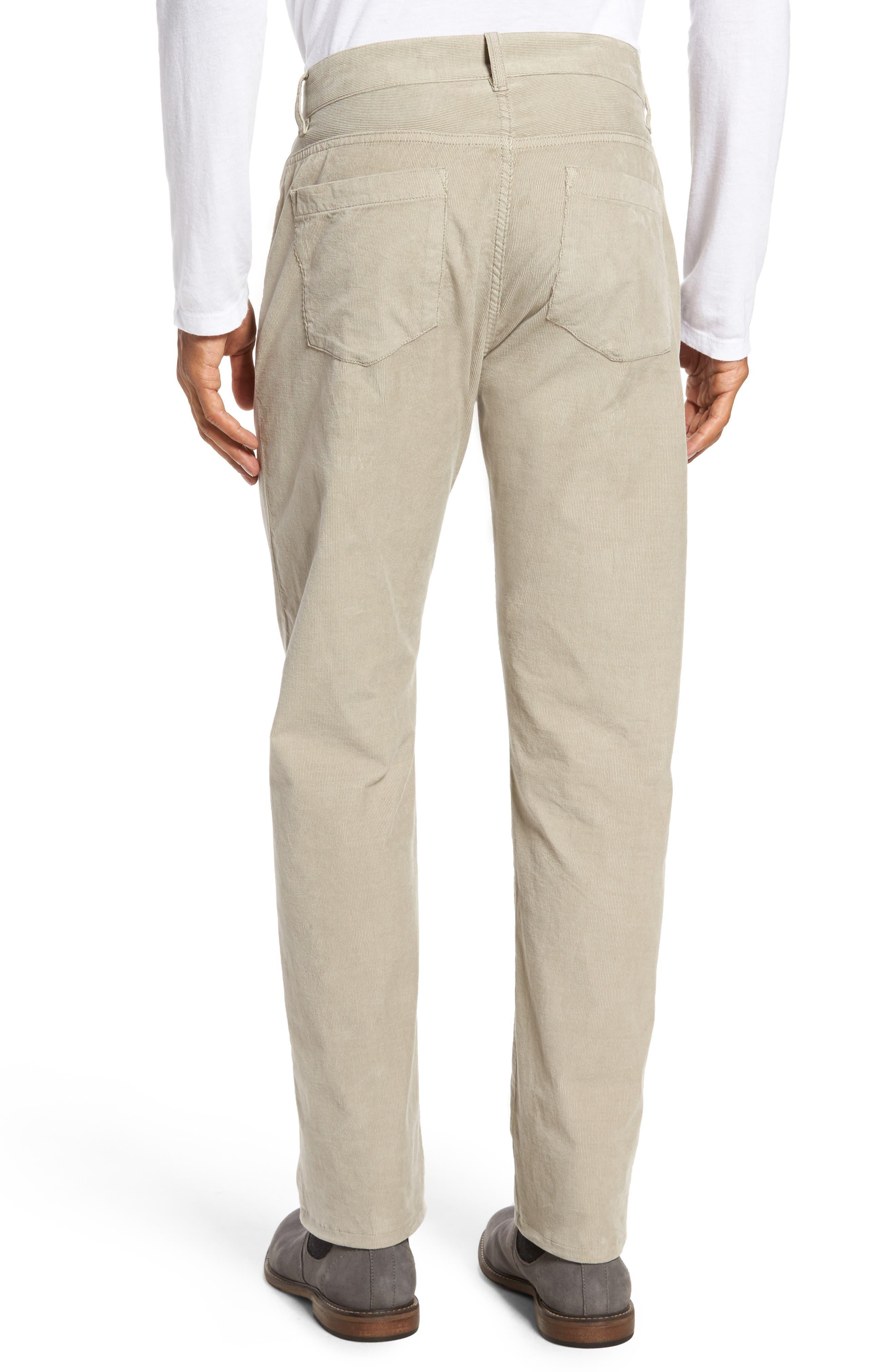 Redonda Stretch Corduroy Trousers,                             Alternate thumbnail 2, color,                             252
