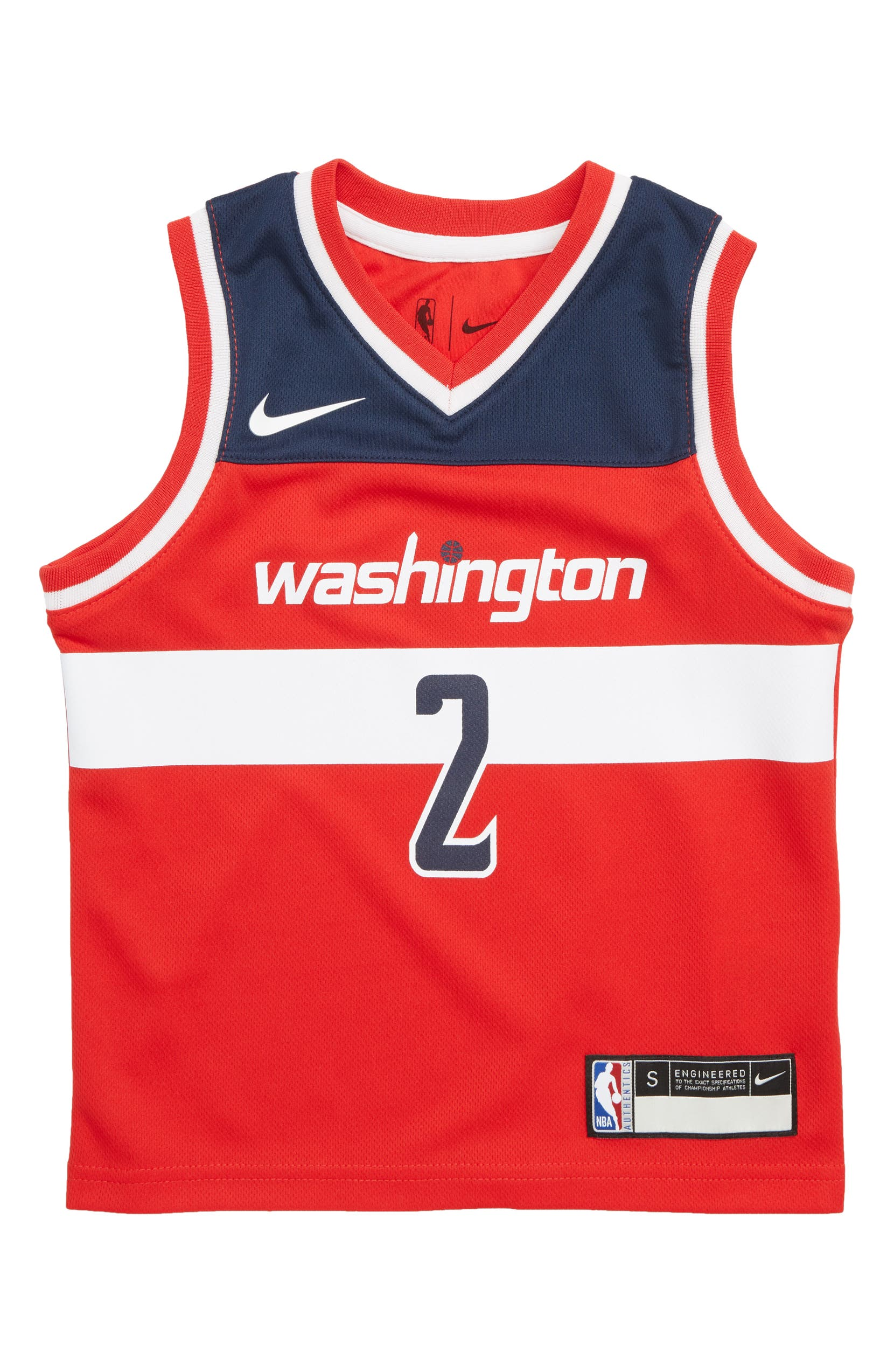 Nike Washington Wizards John Wall Basketball Jersey (Toddler Boys ... d679c598c