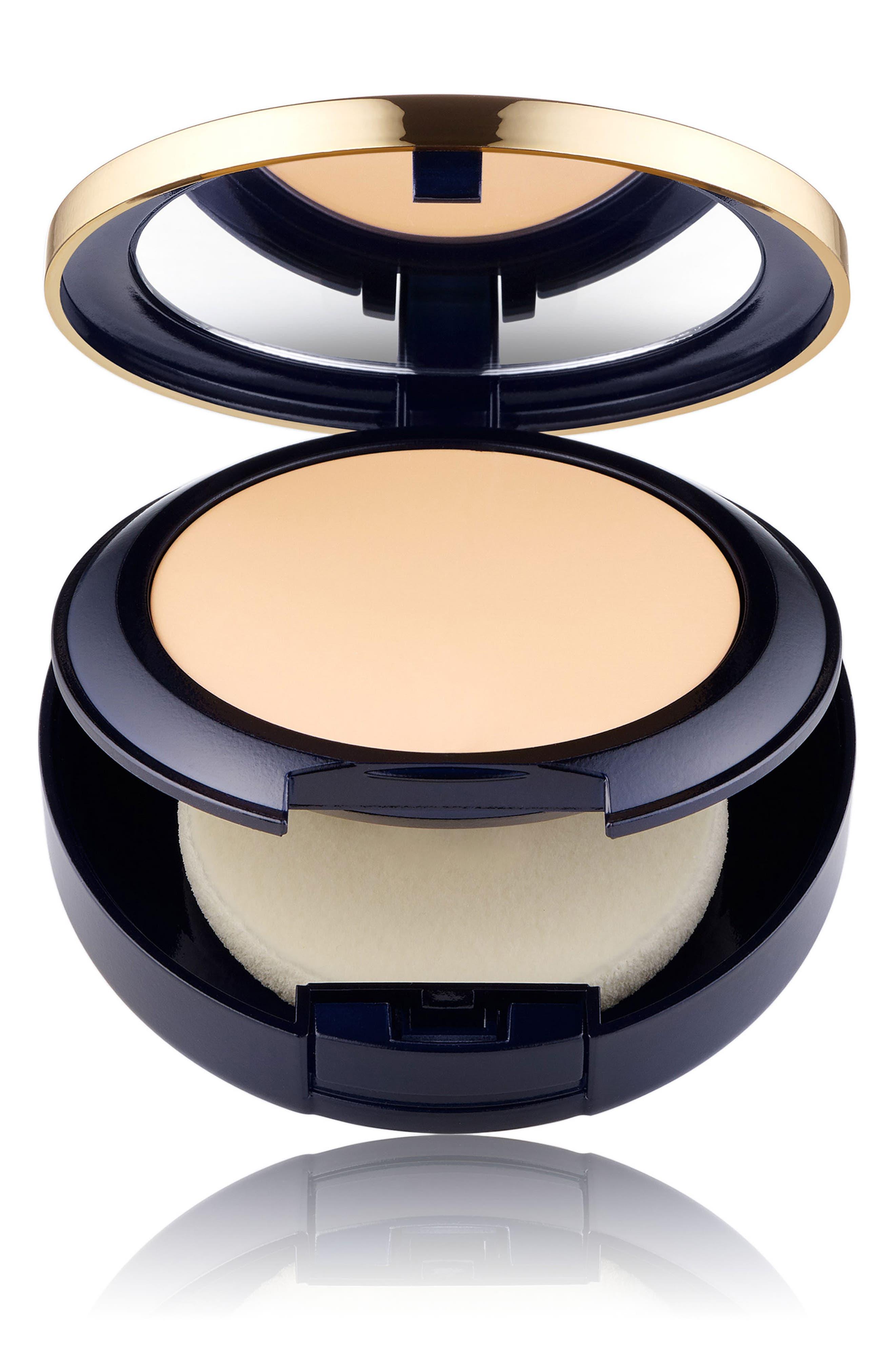 Estee Lauder Double Wear Stay In Place Matte Powder Foundation - 2C1 Pure Beige