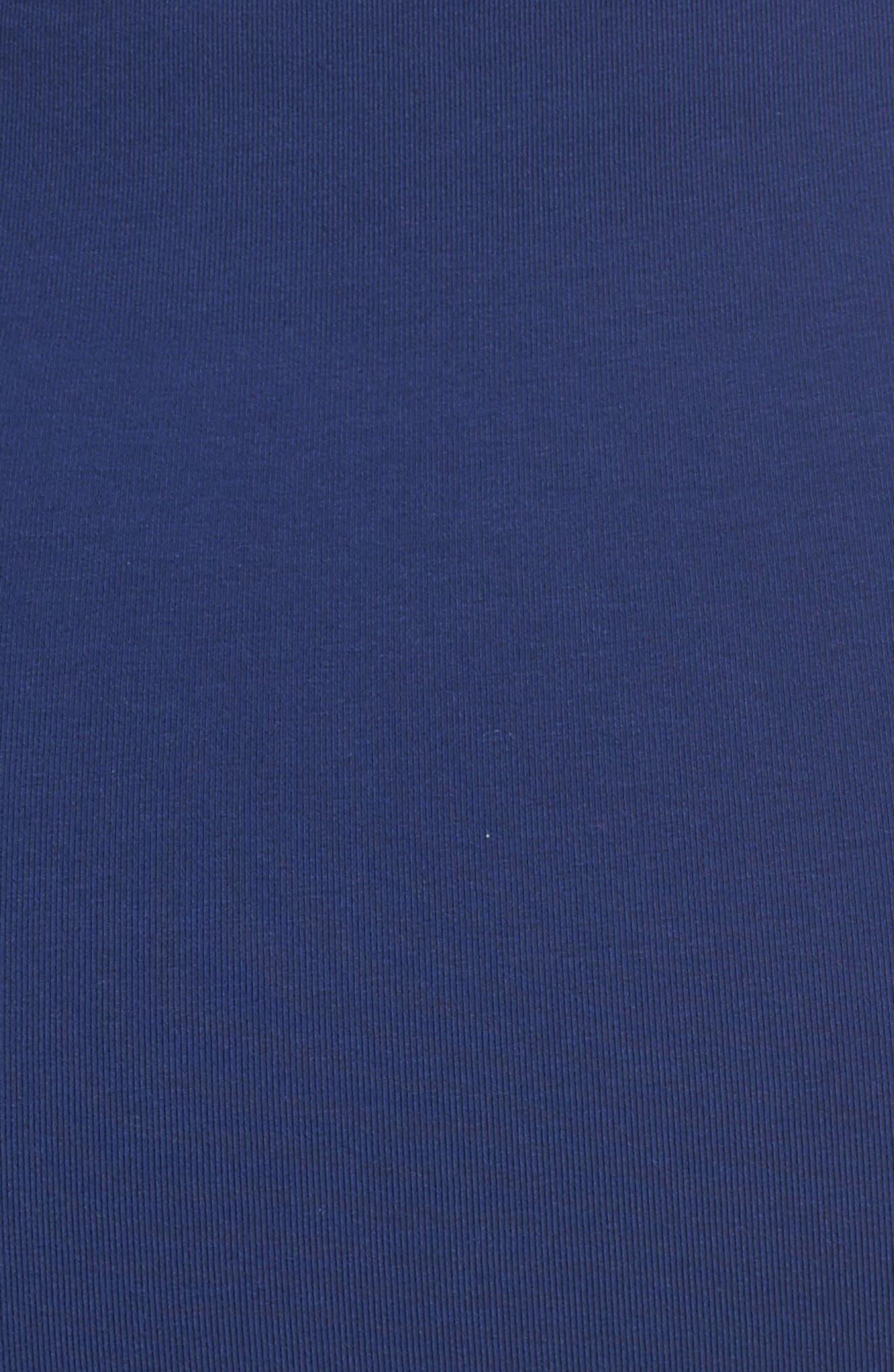 T7 Sweatshirt Dress,                             Alternate thumbnail 6, color,                             400