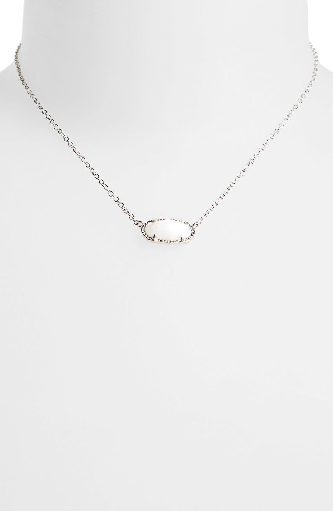 'Elisa' Pendant Necklace,                             Alternate thumbnail 207, color,