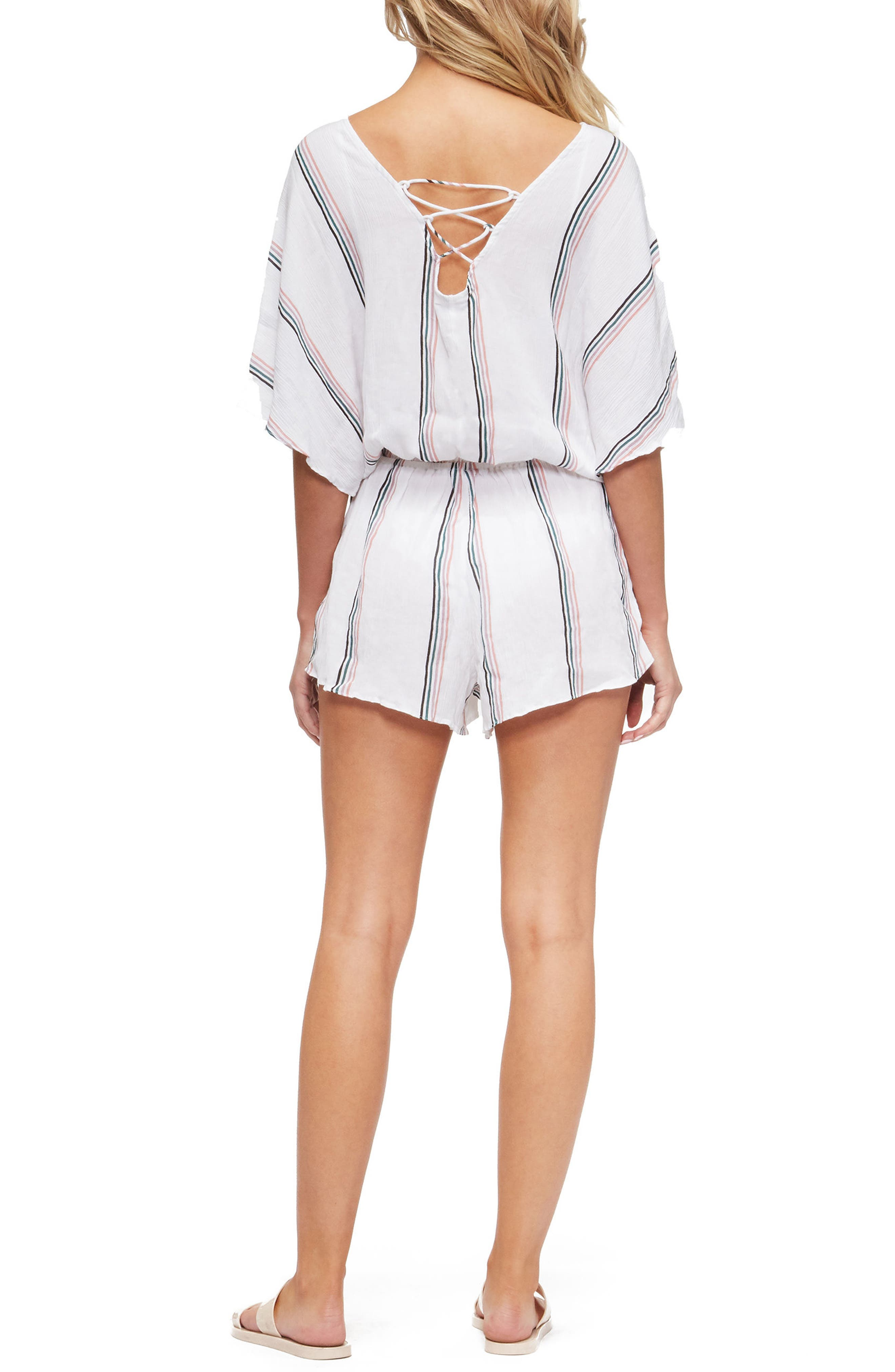 Harmony Cover-Up Romper,                             Alternate thumbnail 2, color,                             831
