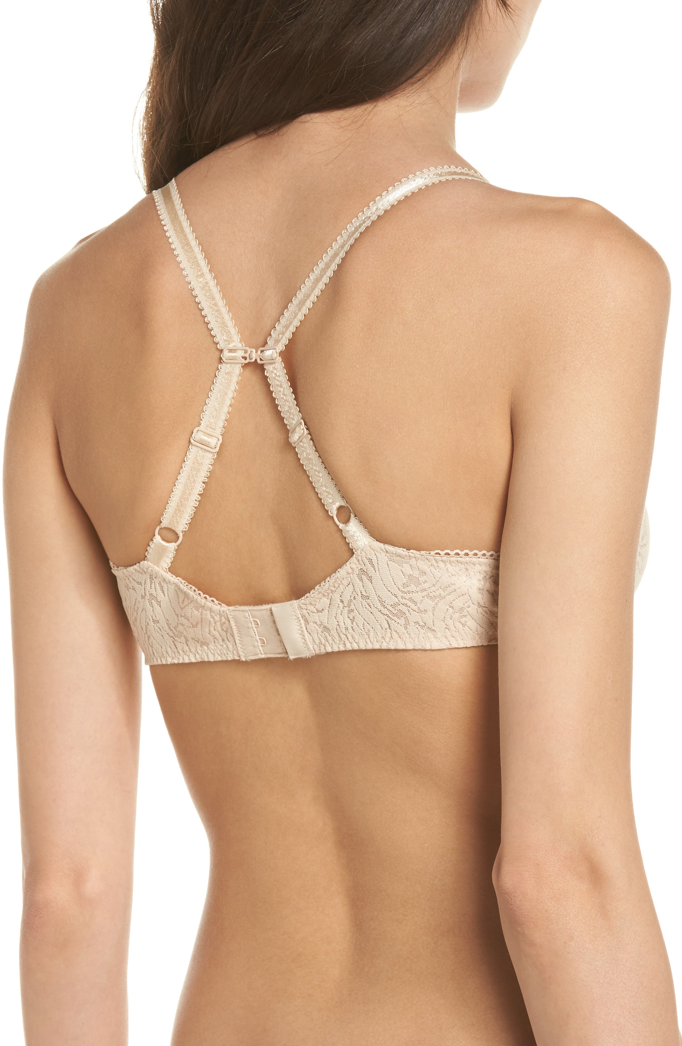 Modern Method Underwire Bra,                             Alternate thumbnail 8, color,