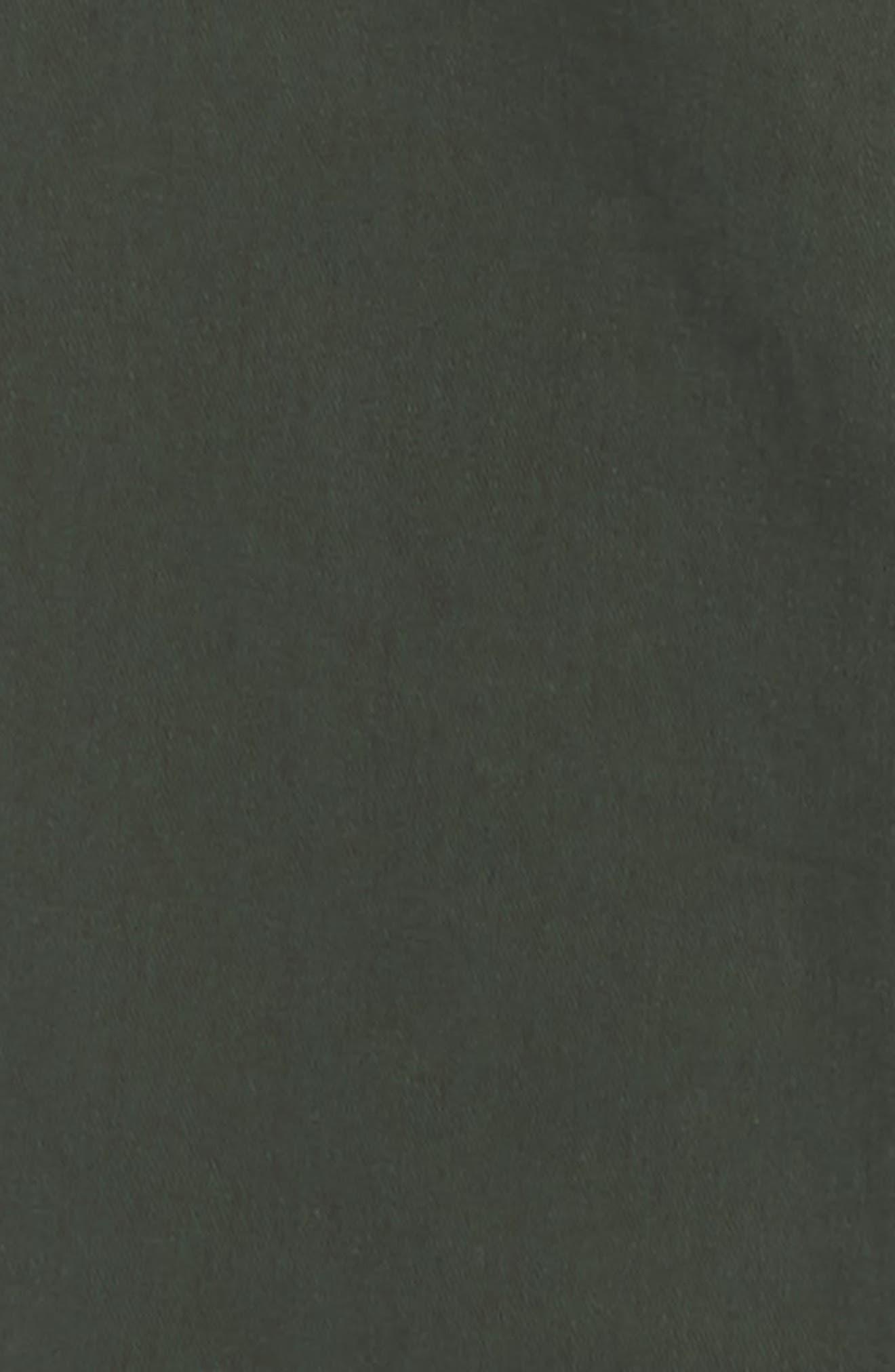 'Daggers' Slim Fit Twill Pants,                             Alternate thumbnail 3, color,                             315
