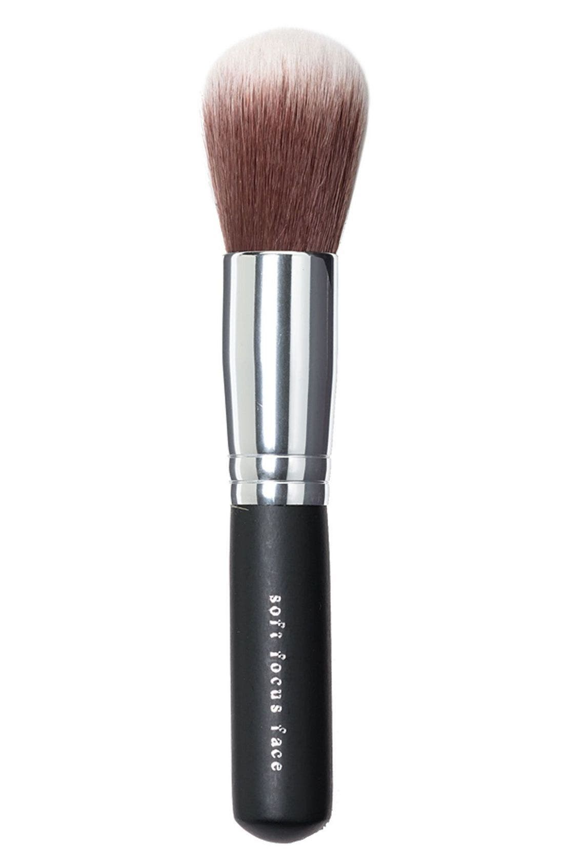 Soft Focus Face Brush,                             Main thumbnail 1, color,                             000