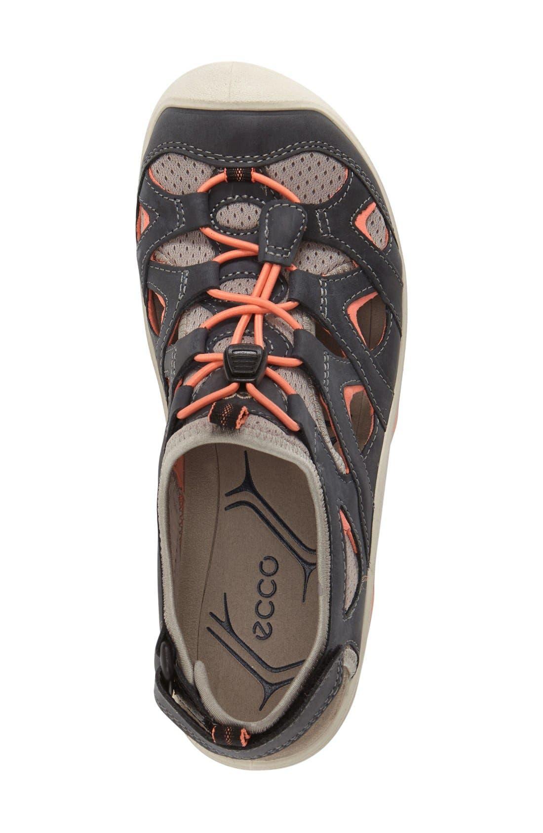 'Biom Delta Offroad' Sneaker,                             Alternate thumbnail 4, color,                             400