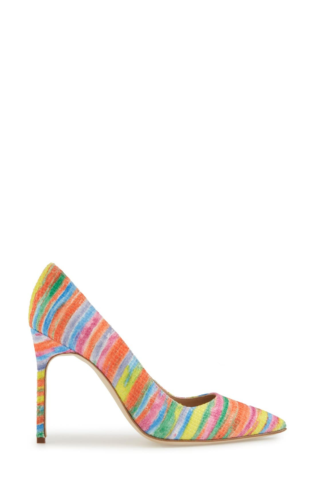 BB Pointy Toe Pump,                             Alternate thumbnail 55, color,