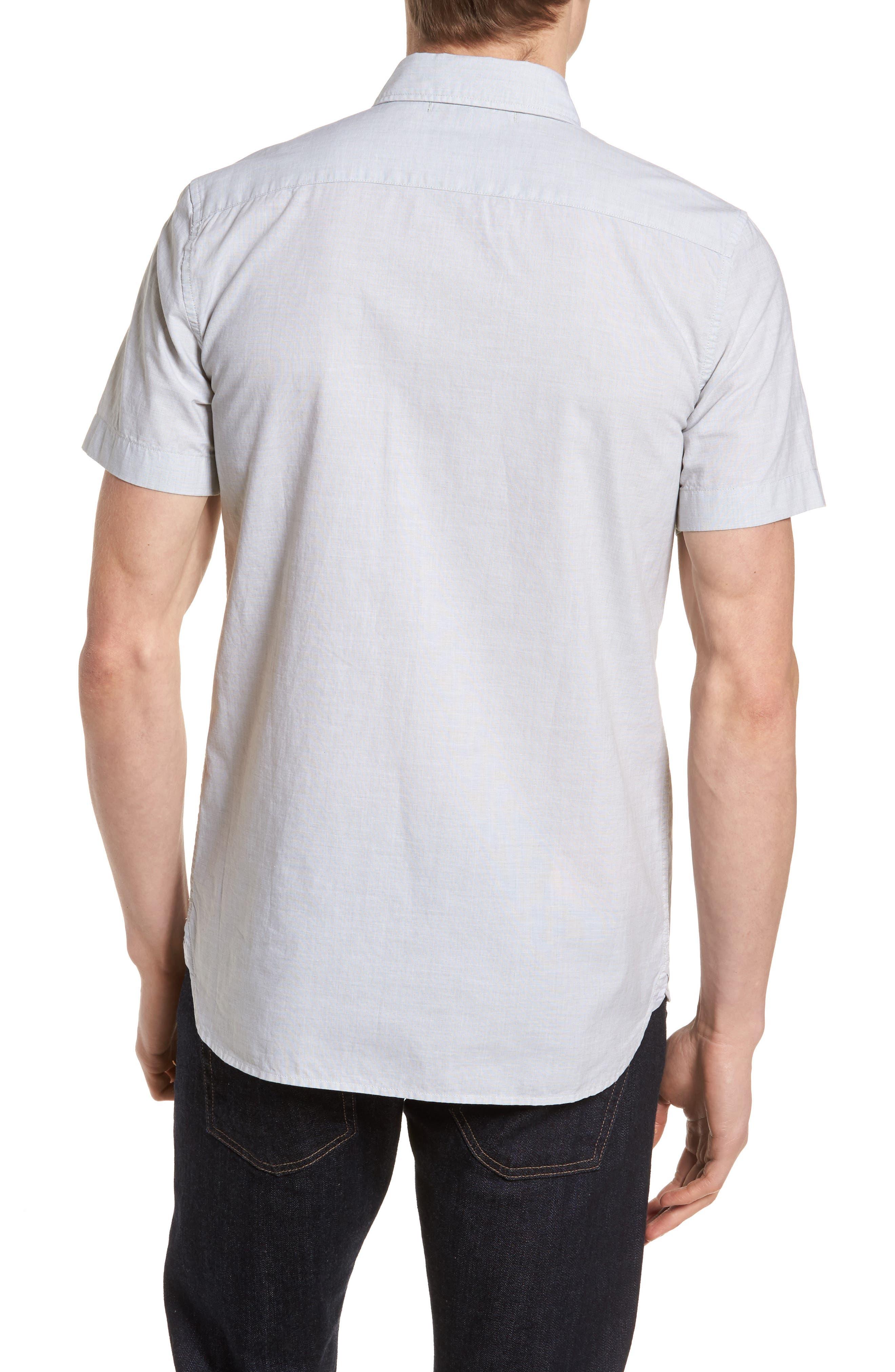 Slim Fit Sport Shirt,                             Alternate thumbnail 2, color,                             300
