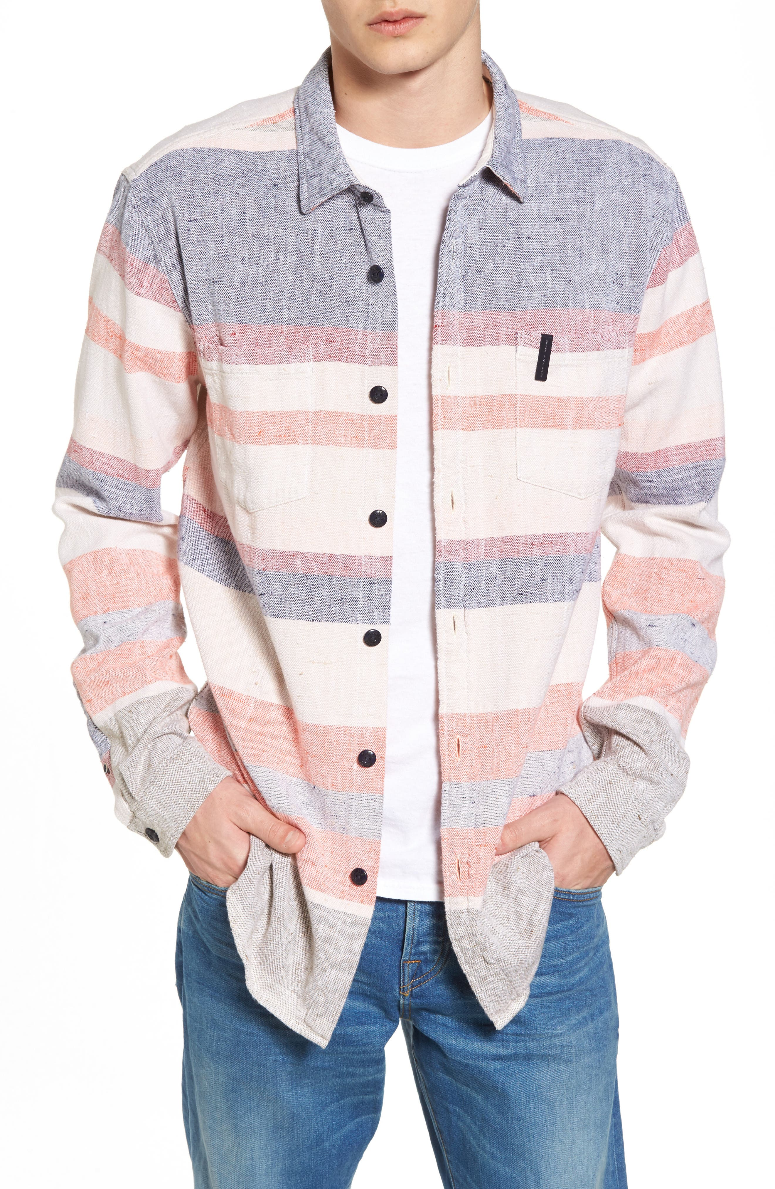 Amsterdams Summery Chunk Shirt,                         Main,                         color, 020