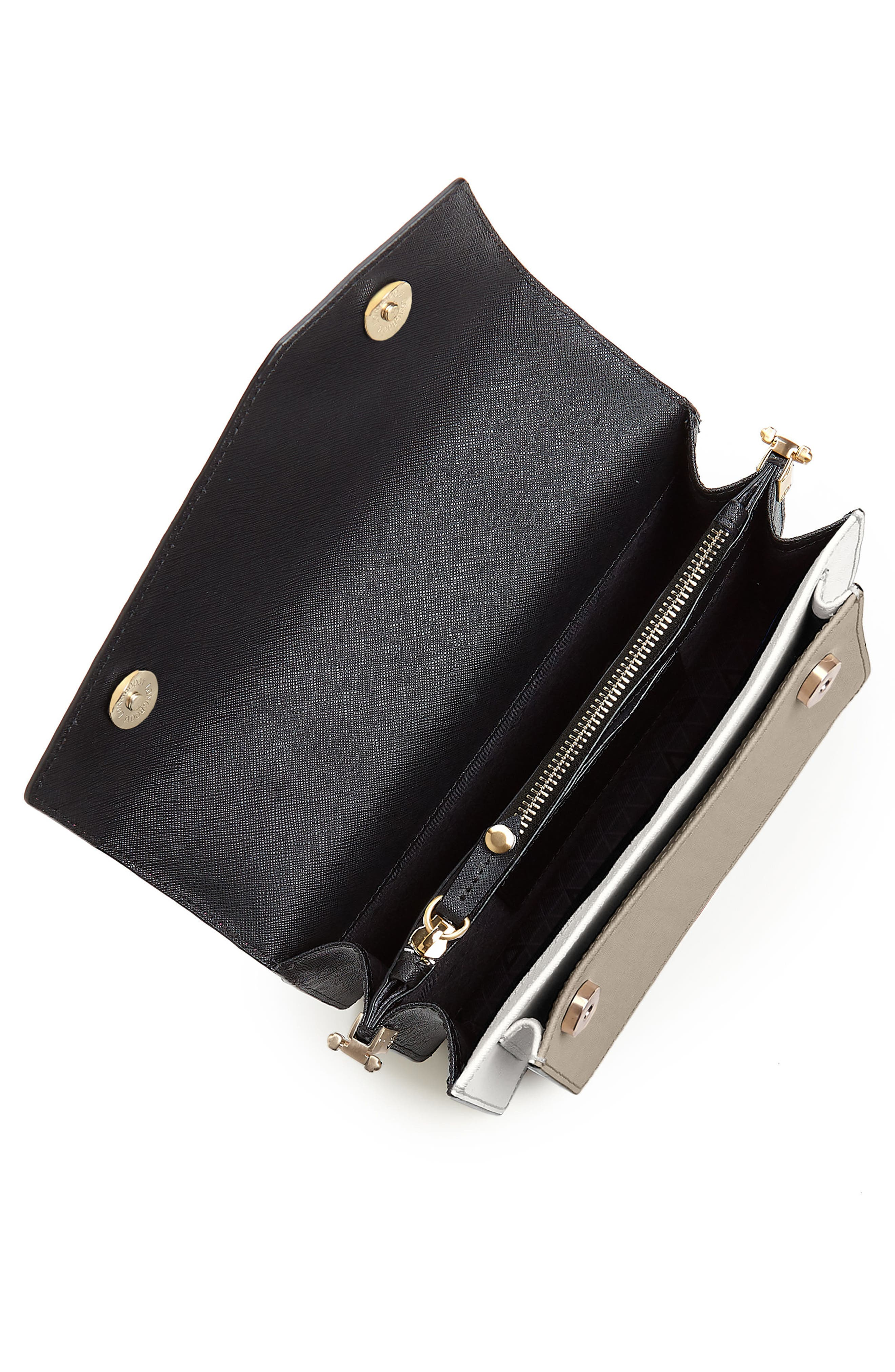 Cobble Hill Leather Crossbody Bag,                             Alternate thumbnail 49, color,