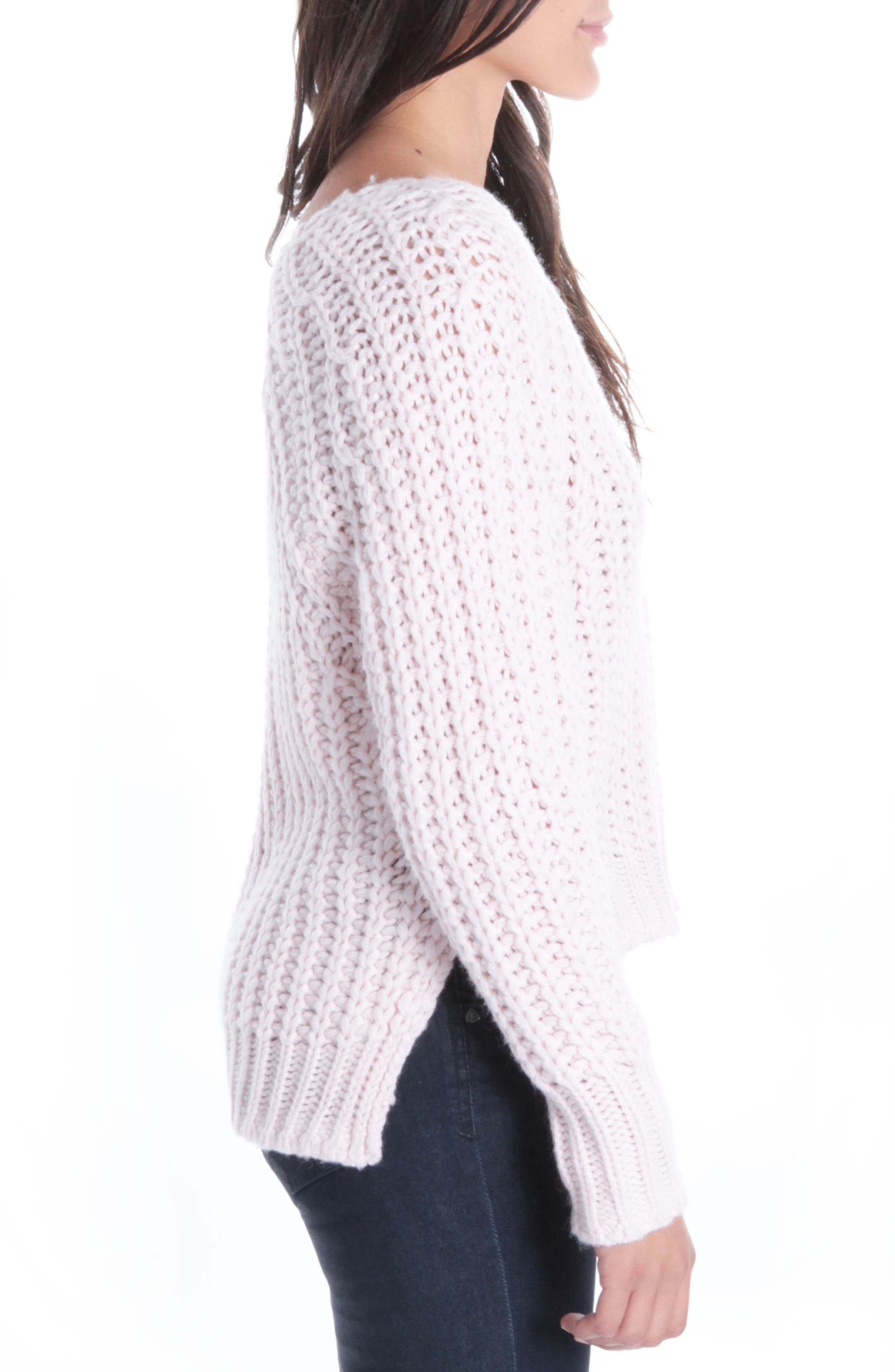 Valeria Sweater,                             Alternate thumbnail 3, color,